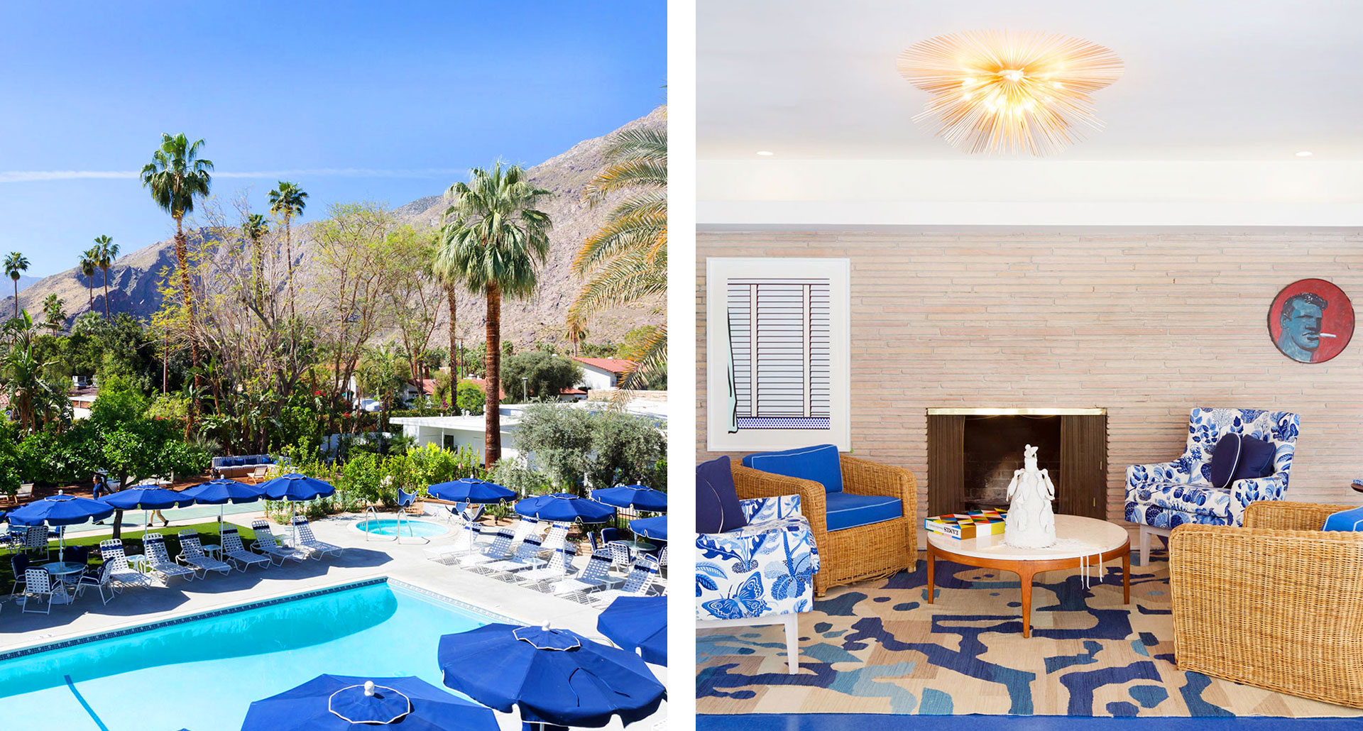 Holiday House - boutique hotel in Palm Springs