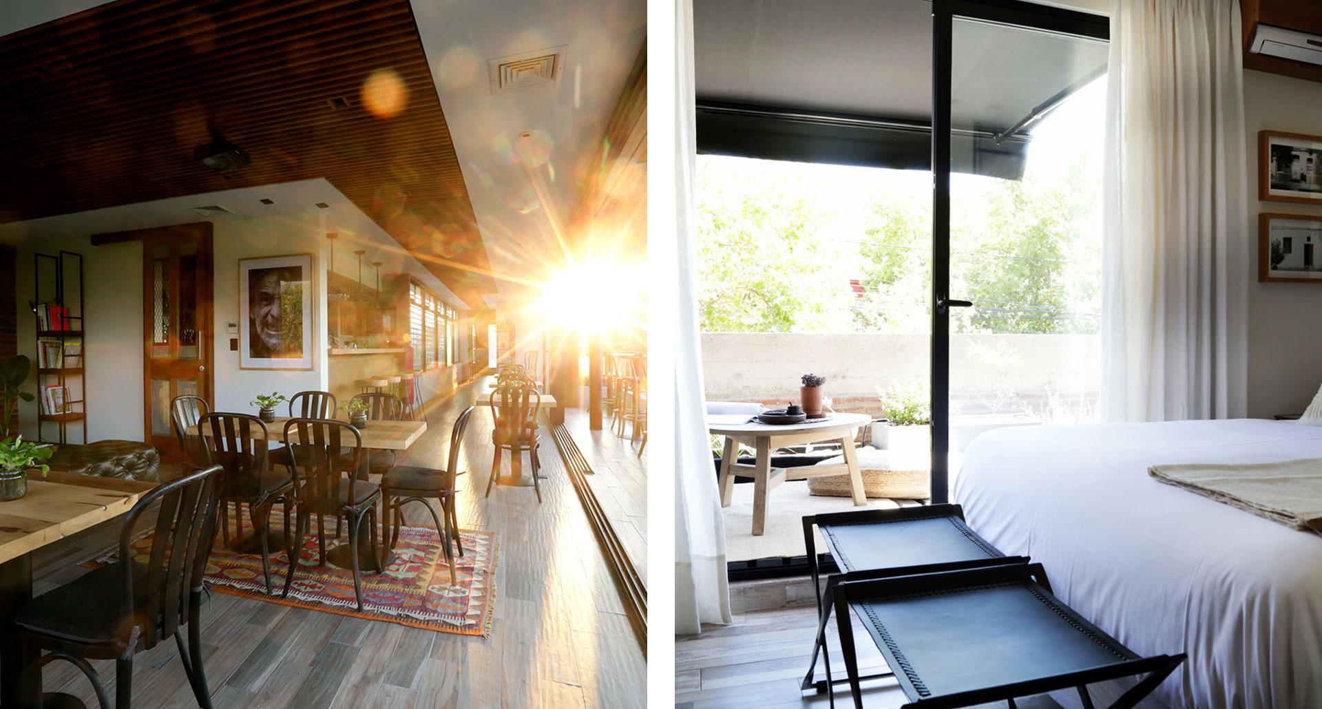 Maison Italia 1029 - boutique hotel in Santiago