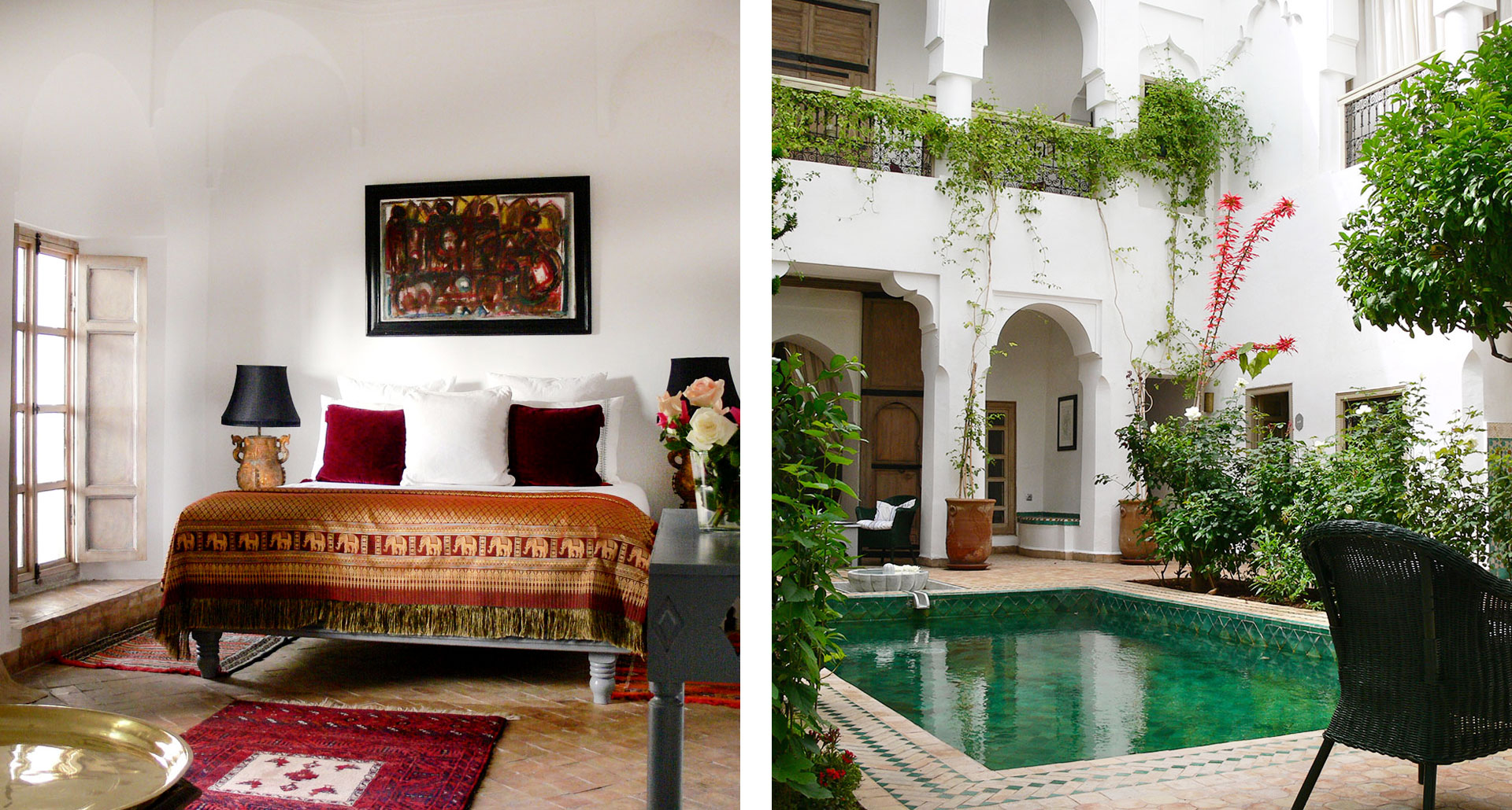 Riad El Mezouar - boutique hotel in Marrakech