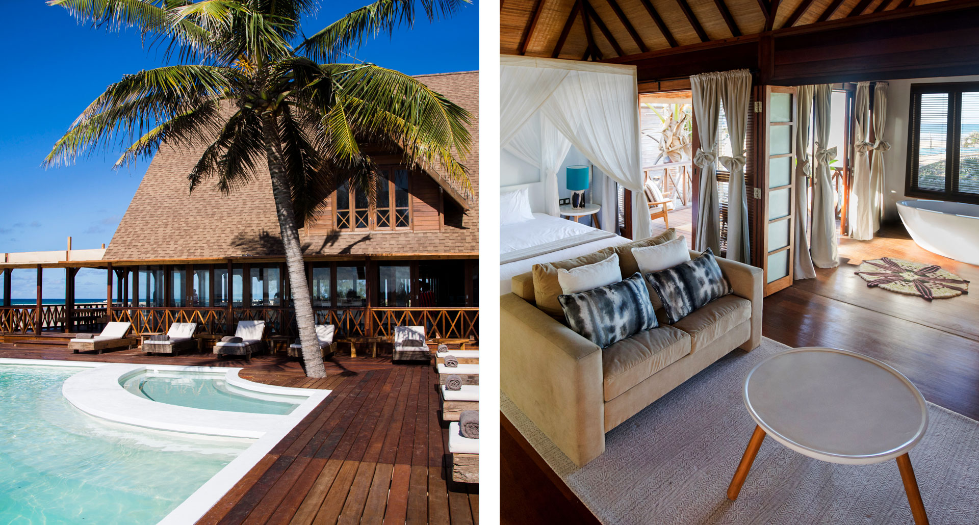 Sentidos Beach Retreat - boutique hotel in Inhambane