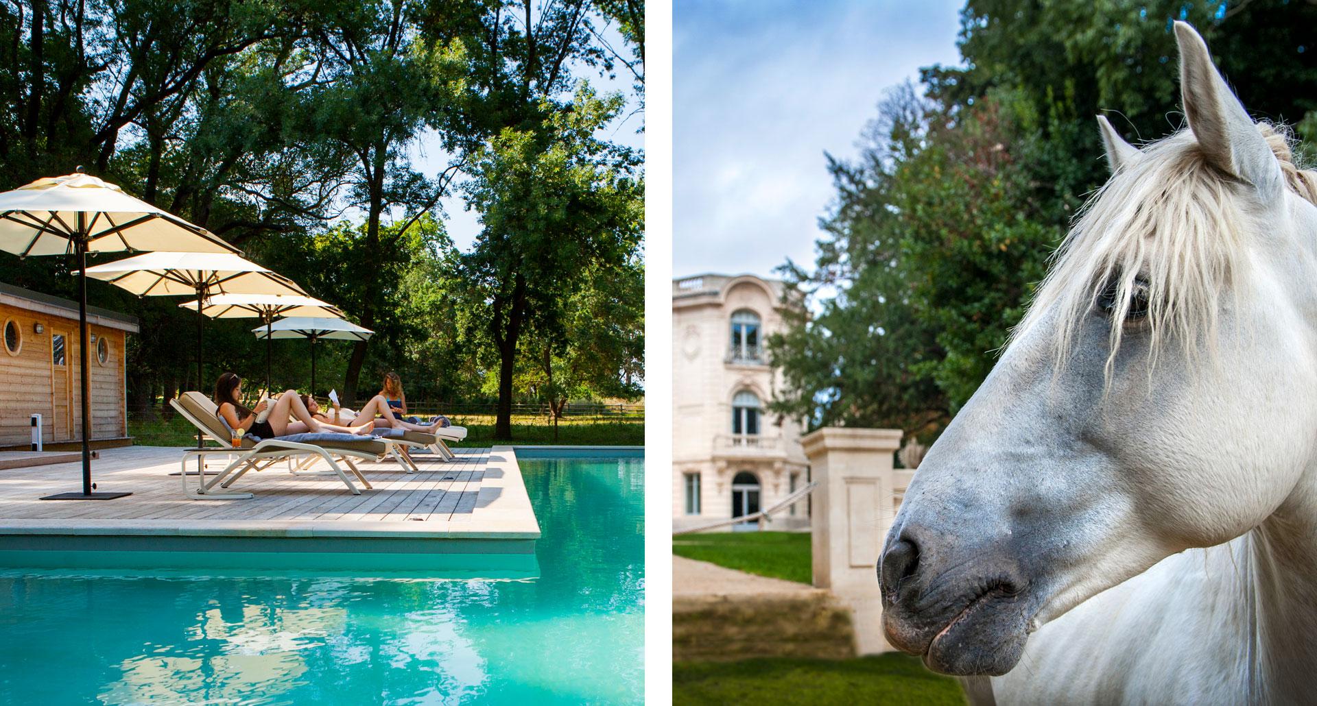 Domaine de Biar - boutique hotel in Montpellier
