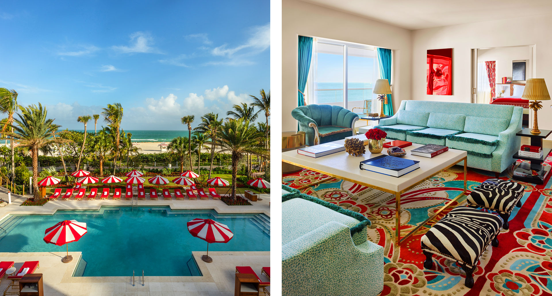 Faena Hotel - boutique hotel in Miami Beach