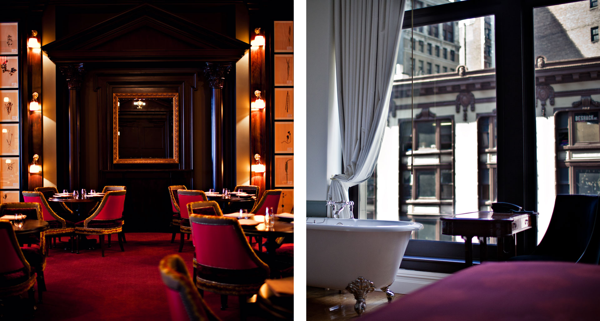 The NoMad - boutique hotel in New York