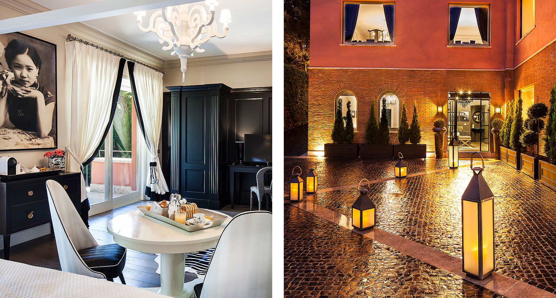 Pepoli 9 - boutique hotel in Rome