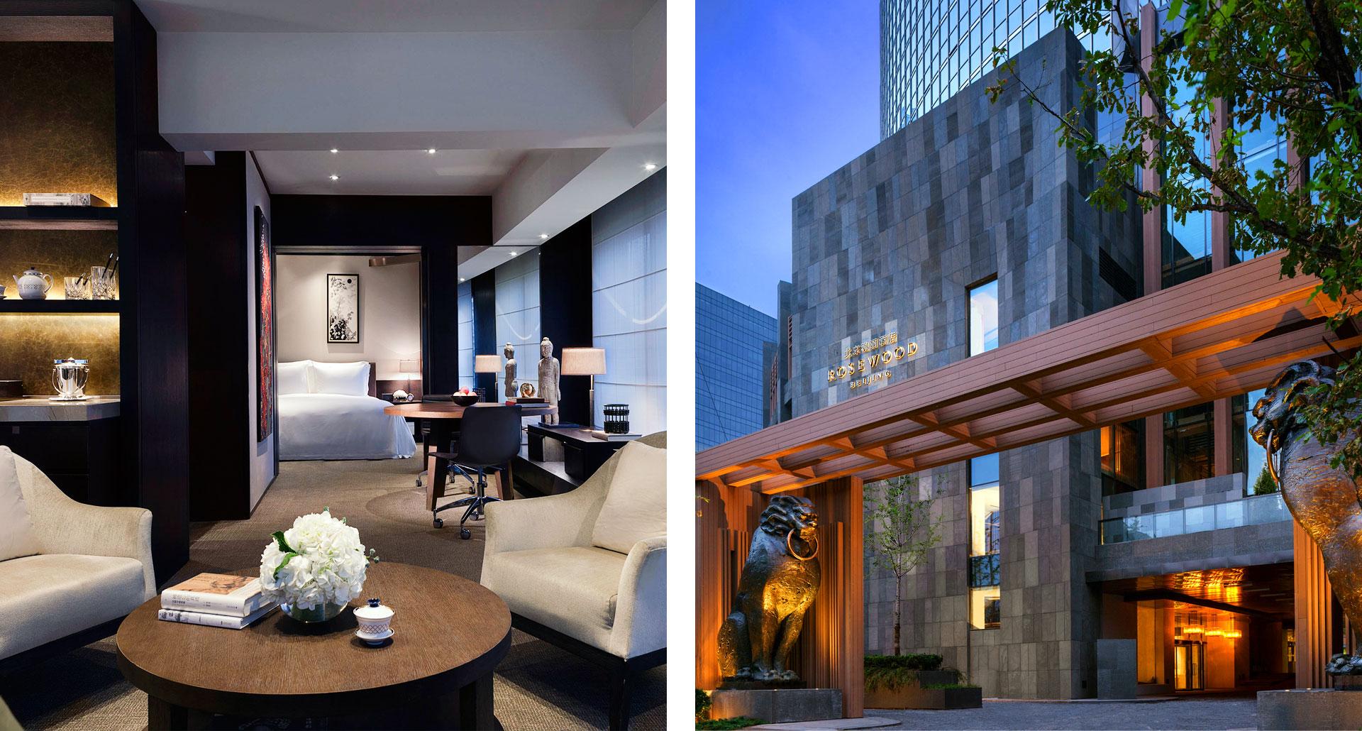 Rosewood Beijing - boutique hotel in Beijing