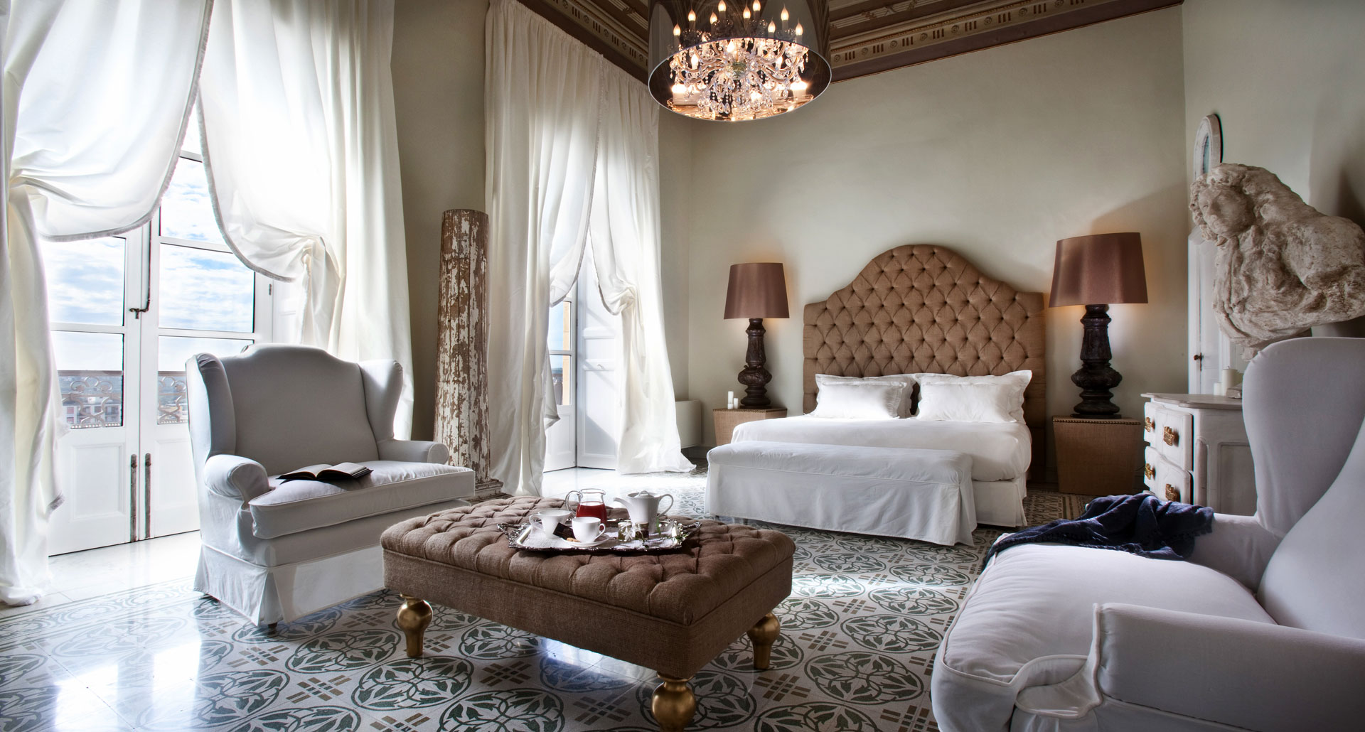 Seven Rooms Villadorata - boutique hotel in Noto