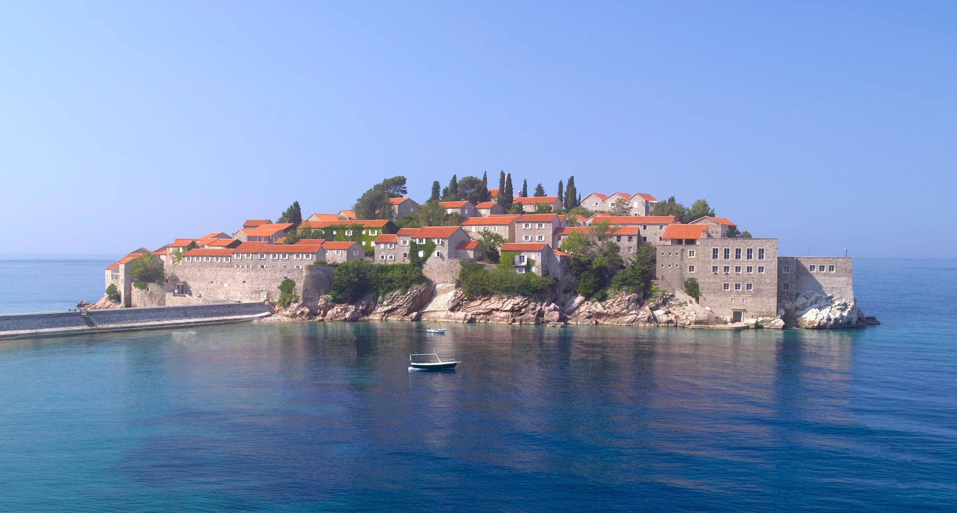 Aman Sveti Stefan - boutique hotel in Montenegro