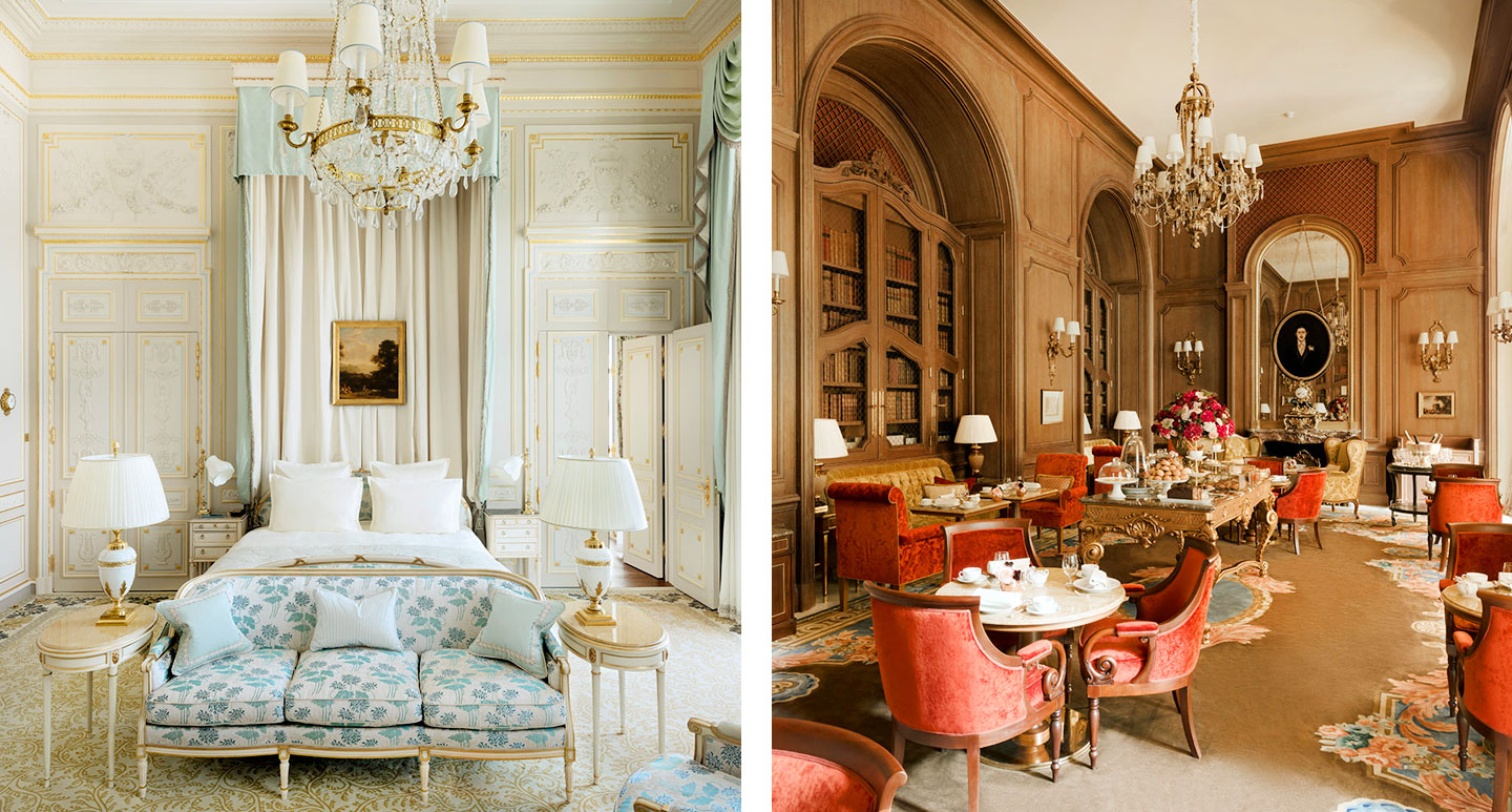 Ritz Paris - boutique hotel in Paris