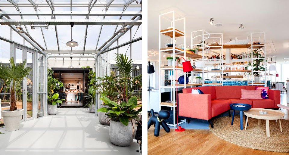 Zoku - luxury boutique hotel in Amsterdam