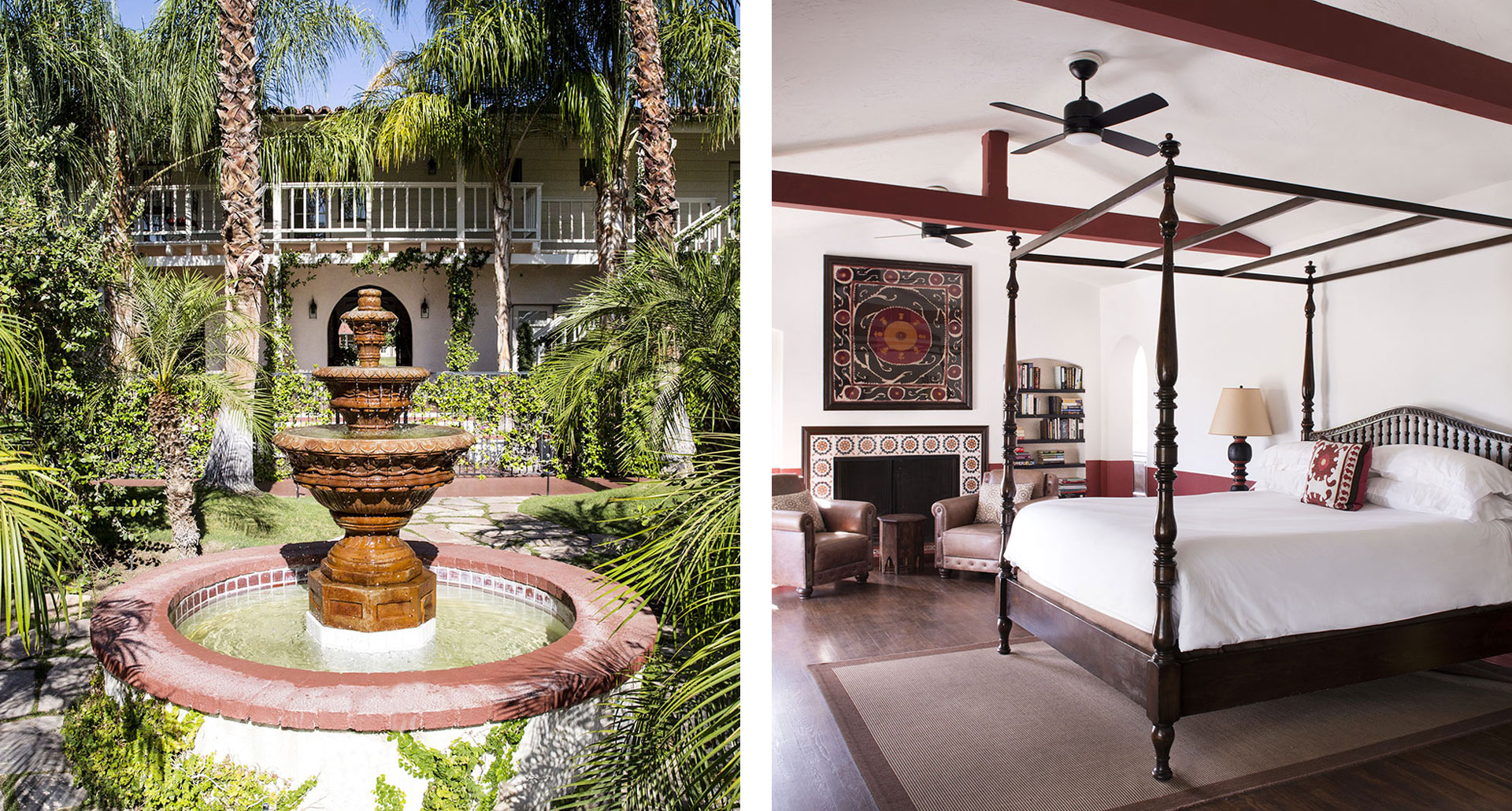 Colony Palms Hotel - boutique hotel in Palm Springs