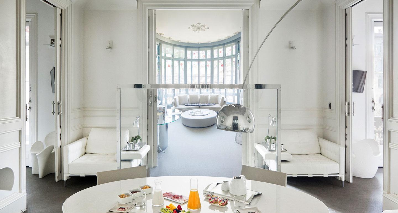 El Palauet Living Barcelona - boutique hotel in Barcelona