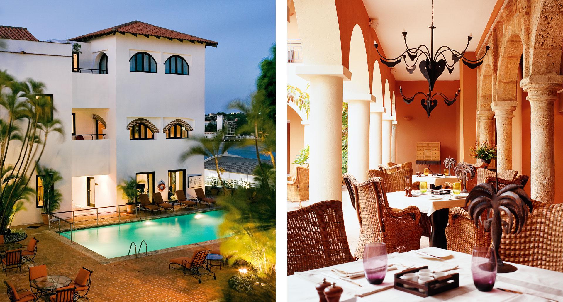 Hodelpa Nicolás de Ovando - boutique hotel in Dominican Republic
