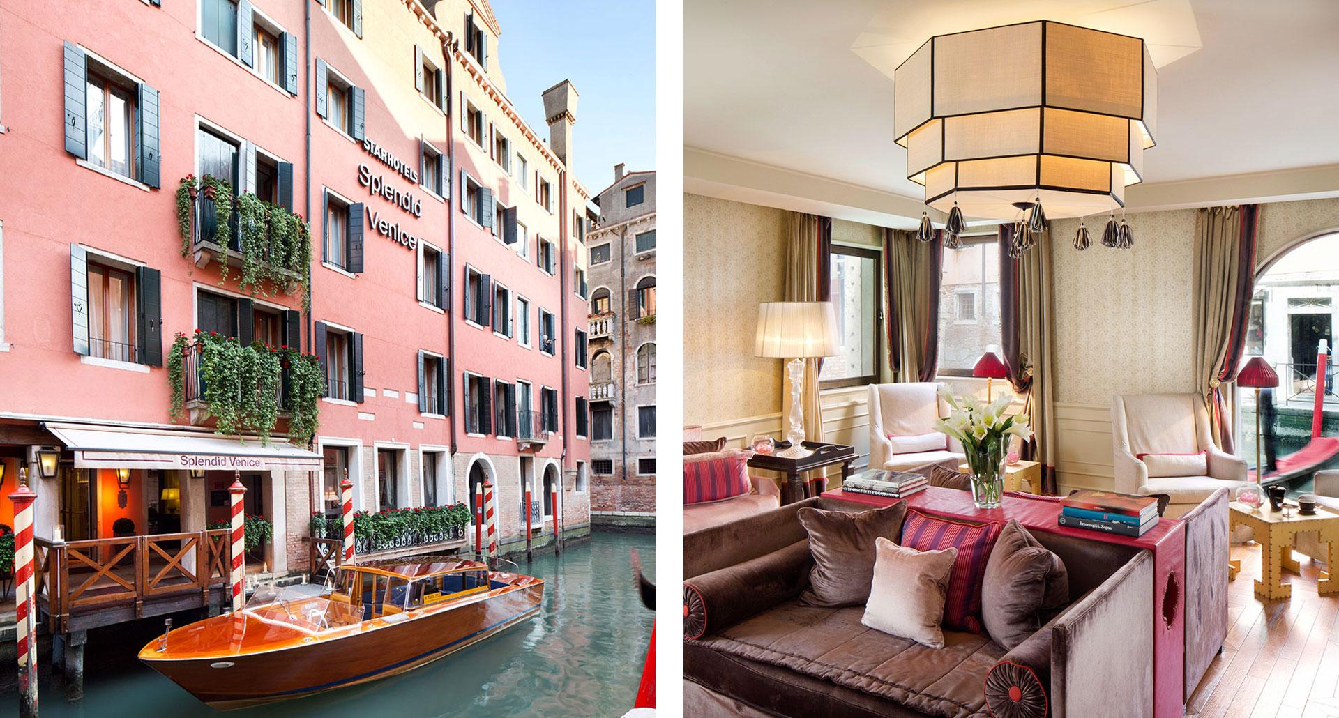 Splendid Venice - boutique hotel in Venice