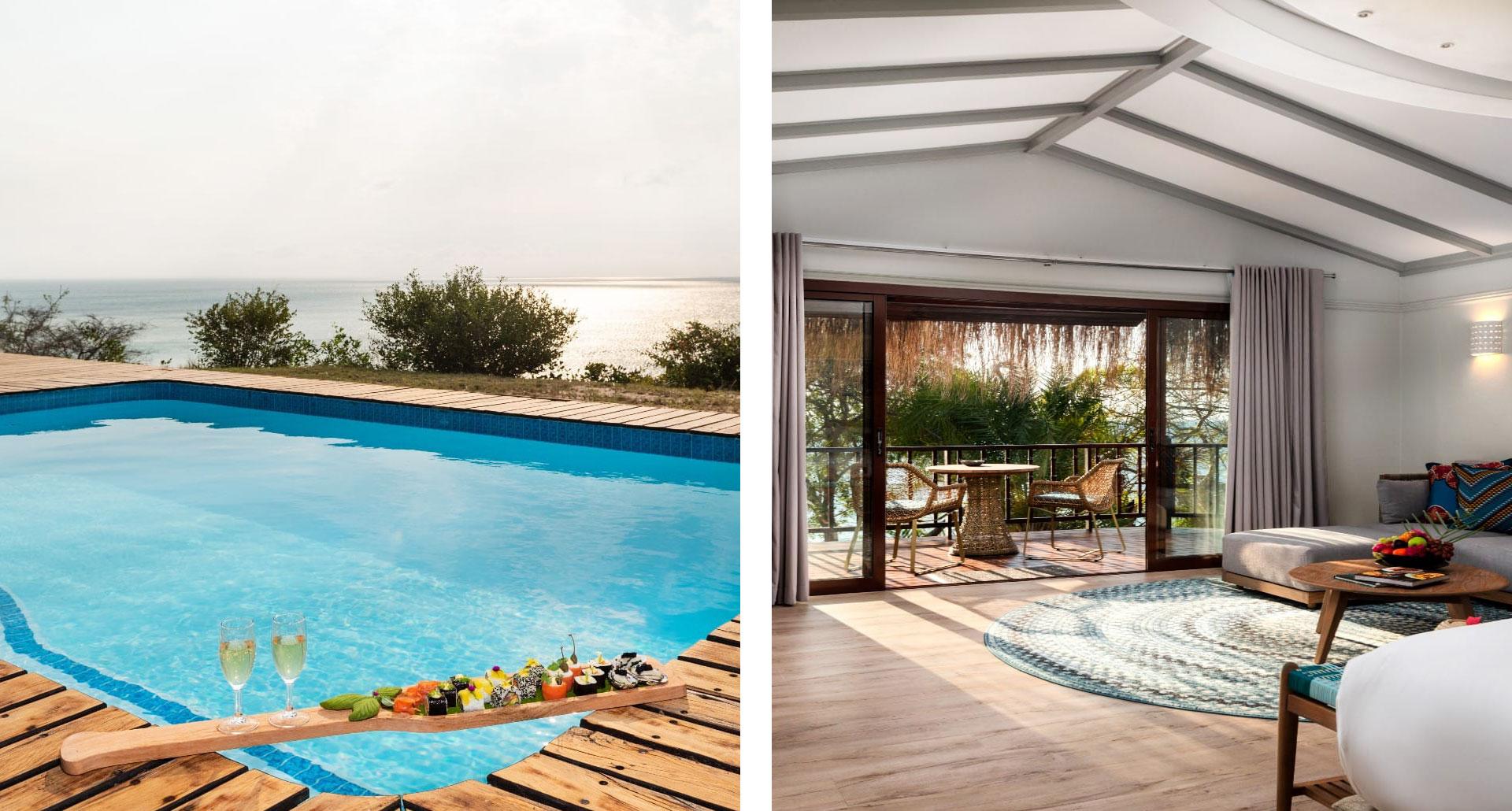 Anantara Bazaruto Island Resort & Spa - boutique hotel in Inhambane