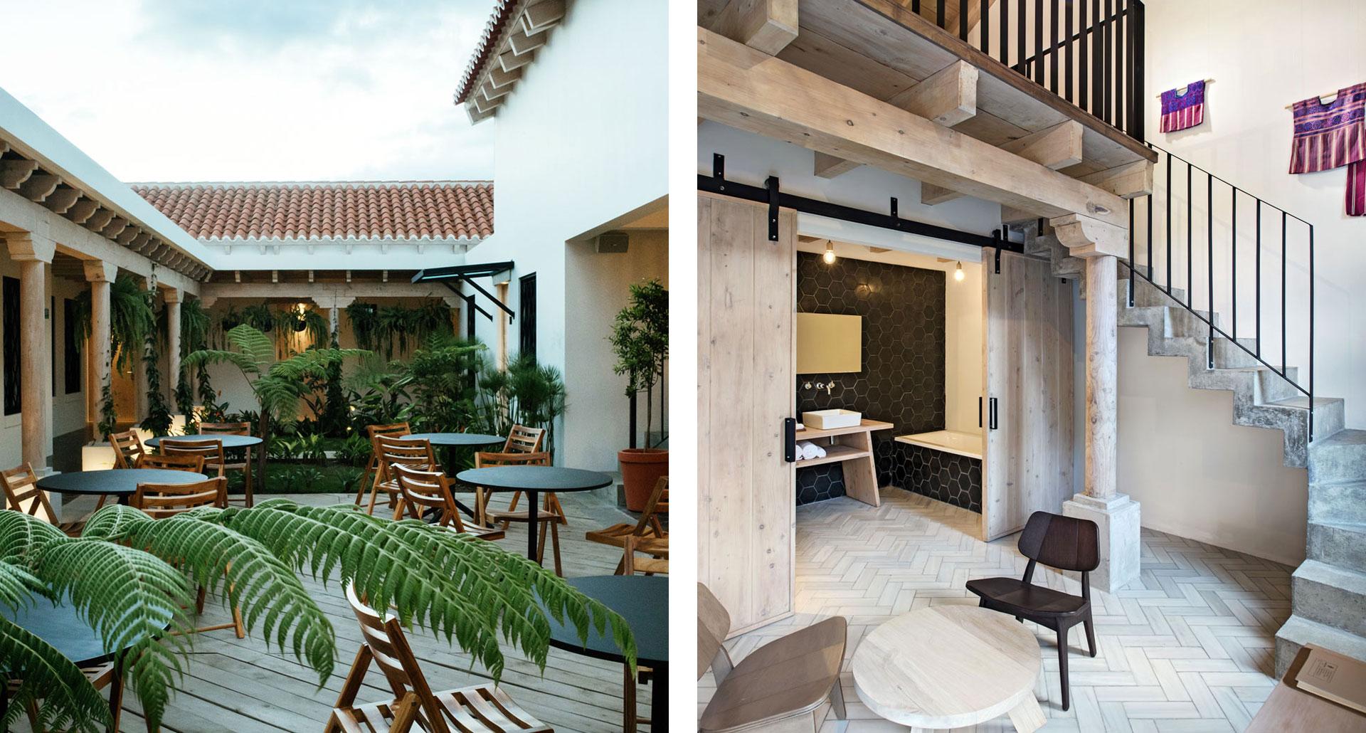 Good Hotel Antigua - boutique hotel in Guatemala