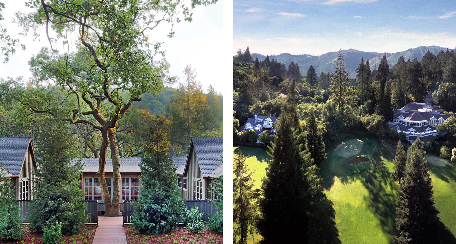 Meadowood Napa Valley - boutique hotel in St. Helena