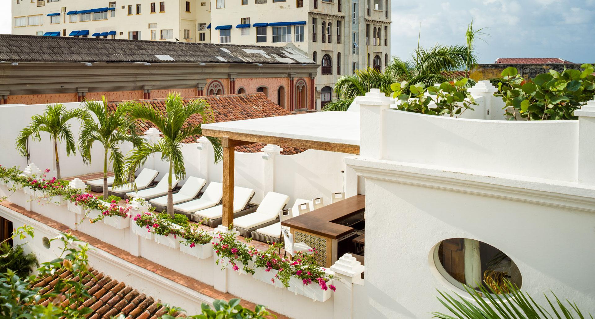 Hotel Casa San Agustin - boutique hotel in Cartagena