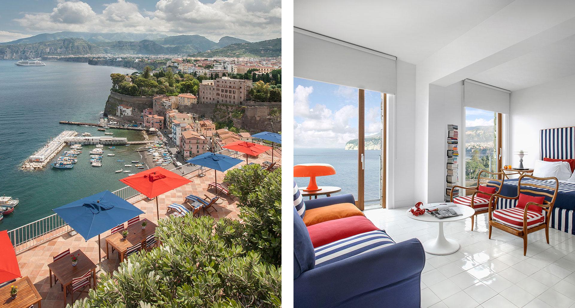 La Minervetta - boutique hotel in Sorrento