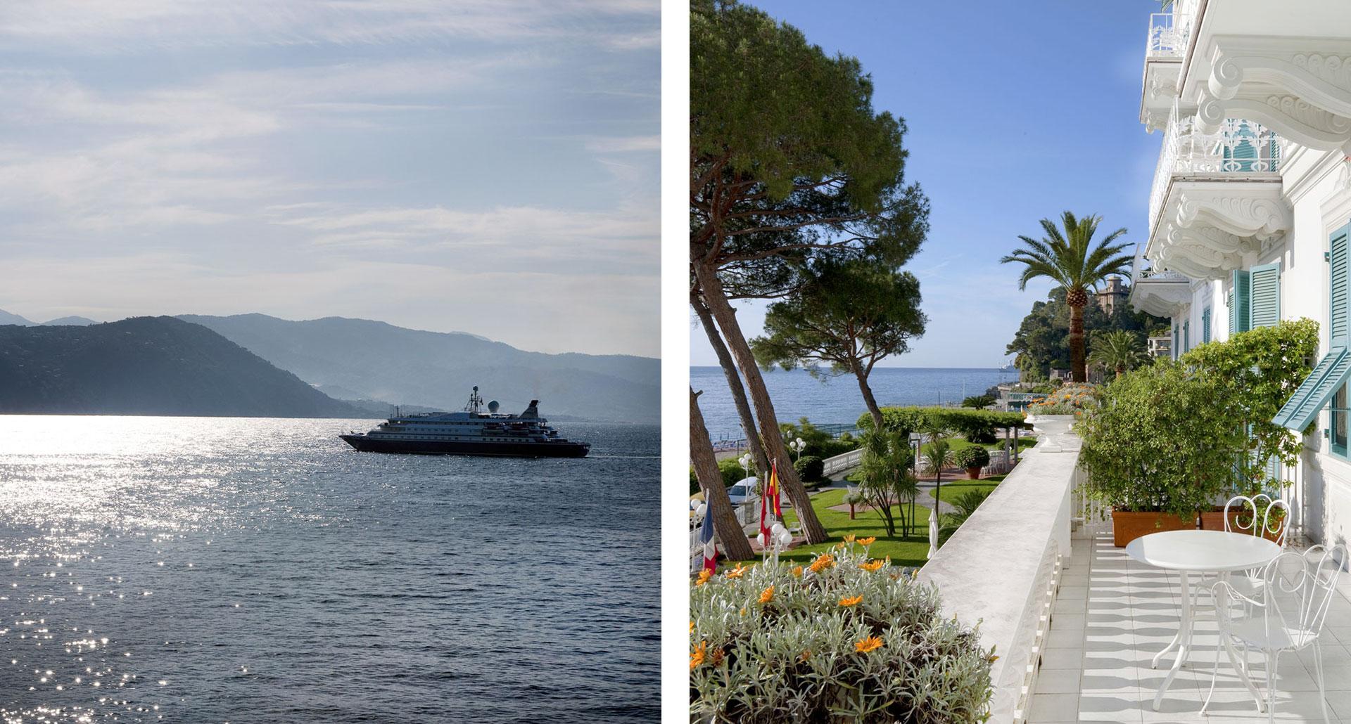 Grand Hotel Miramare - boutique hotel in Portofino