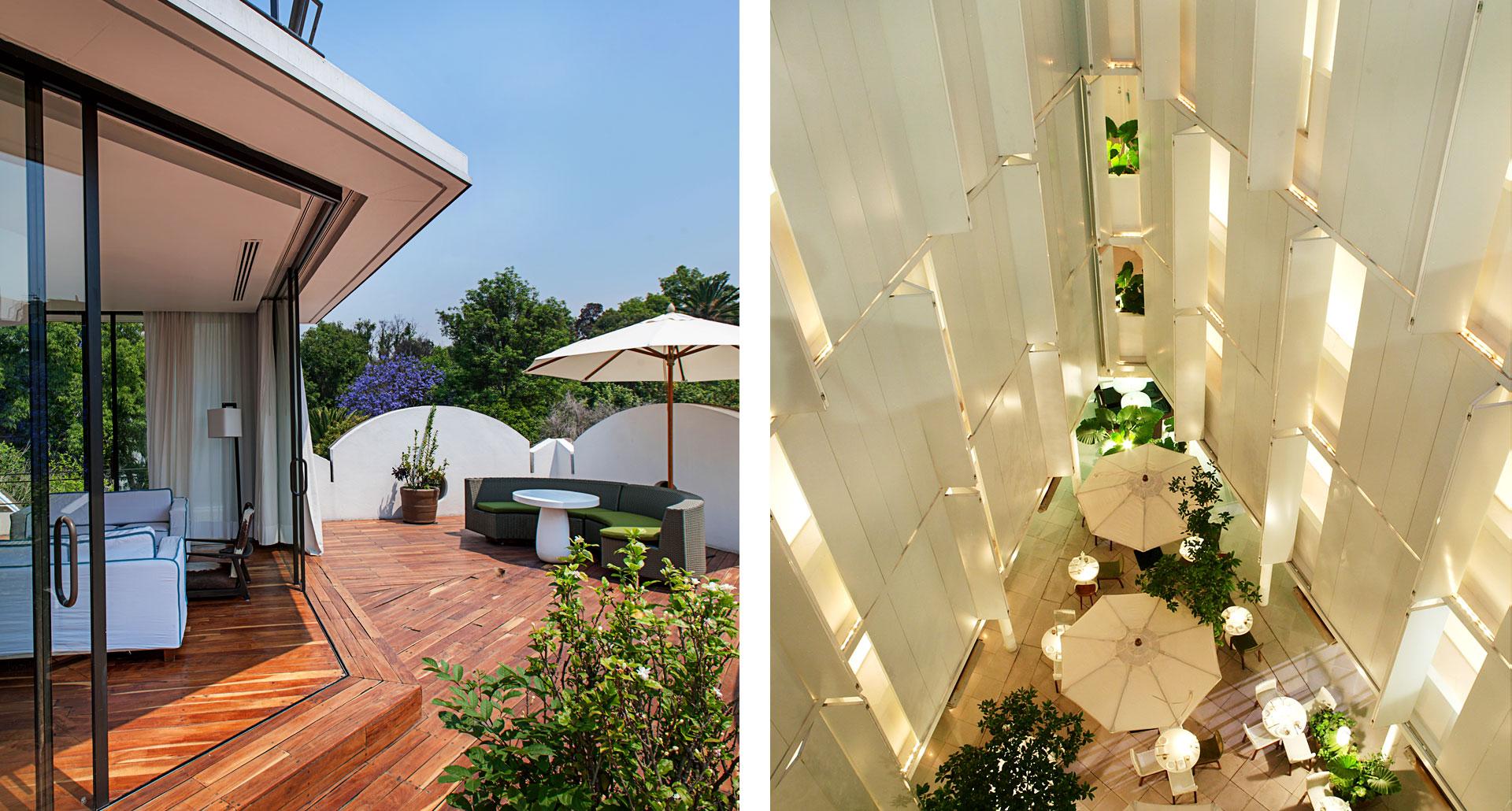 Condesa DF - boutique hotel in Mexico City