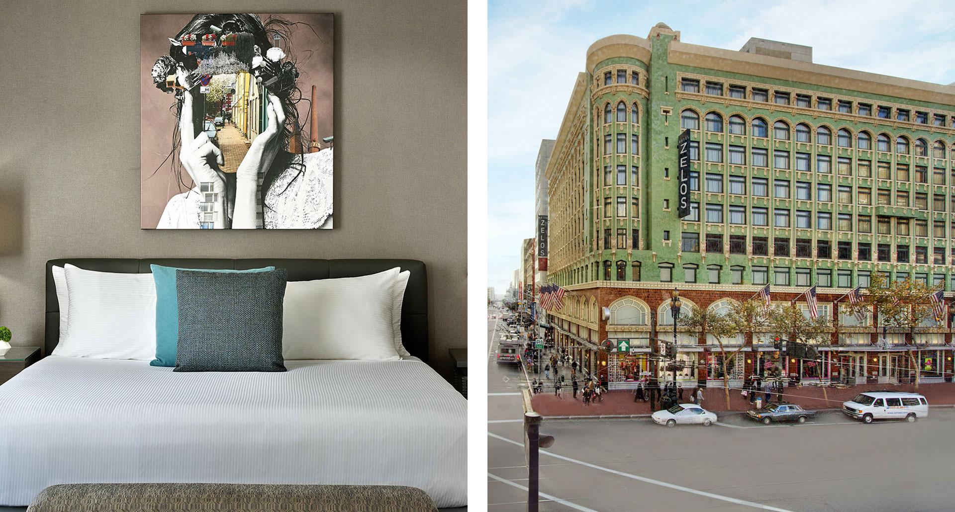 Hotel Zelos San Francisco - boutique hotel in San Francisco