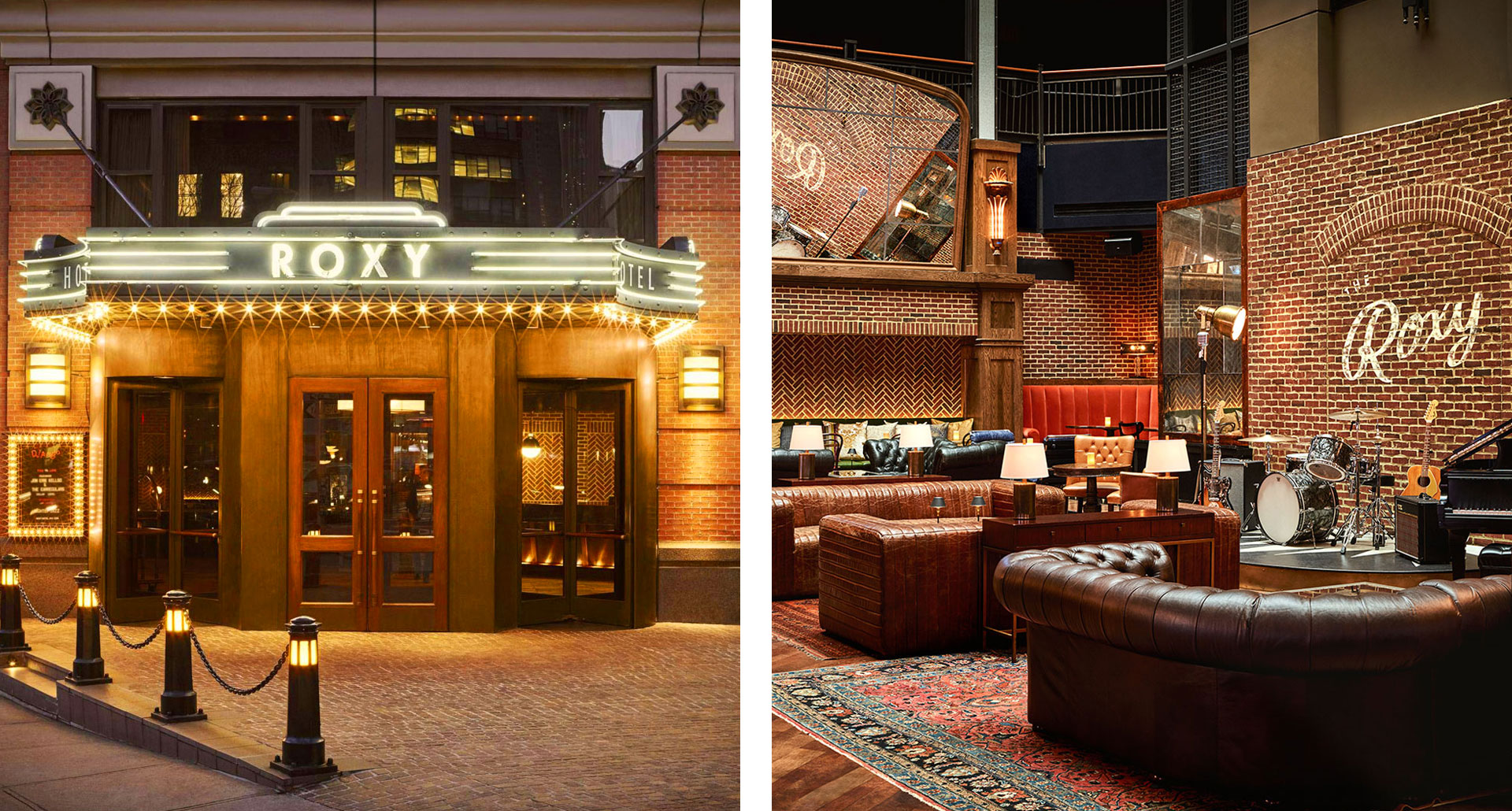 The Roxy Hotel Tribeca - boutique hotel in New York