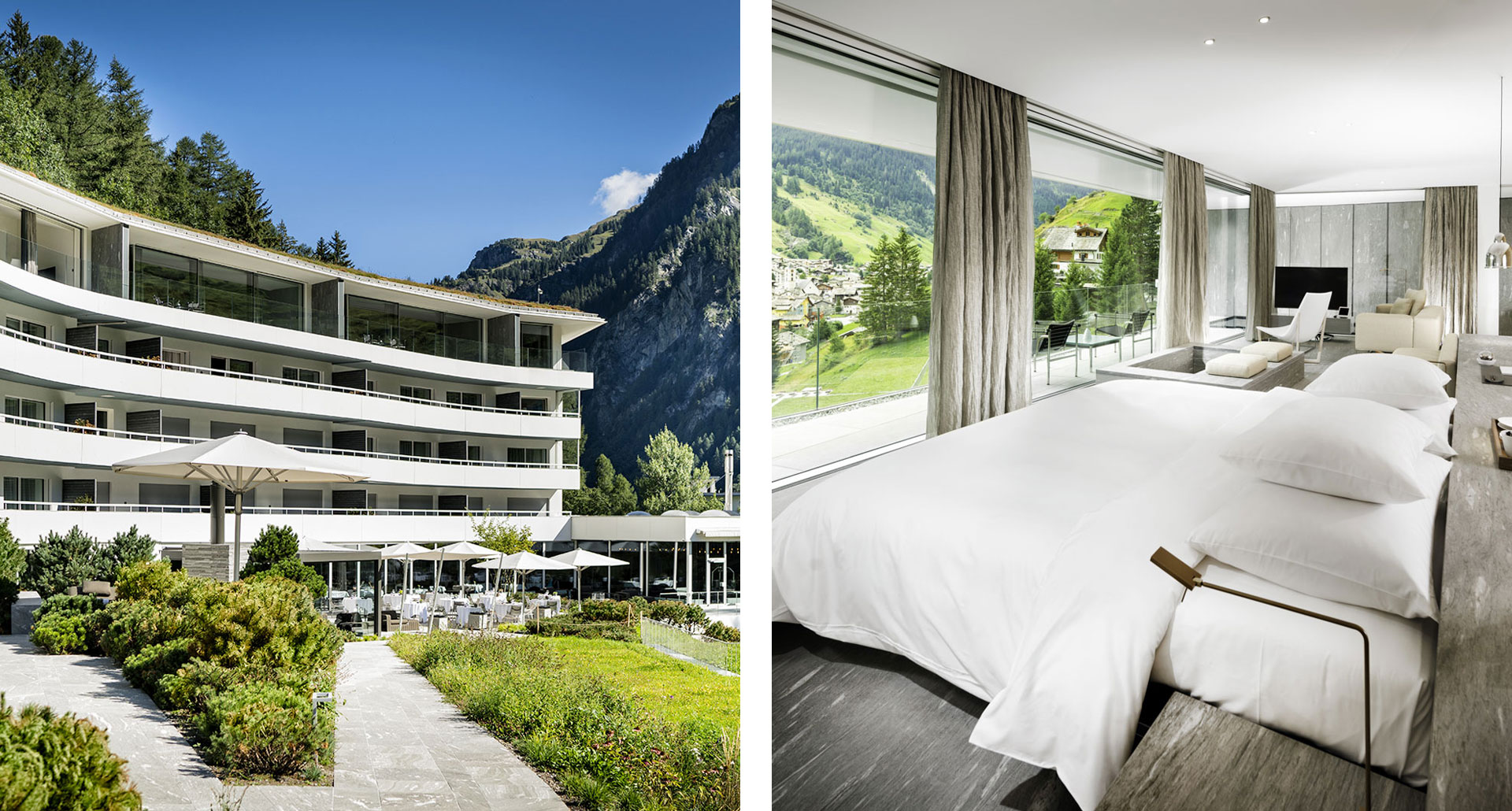 7132 Hotel - boutique hotel in Vals
