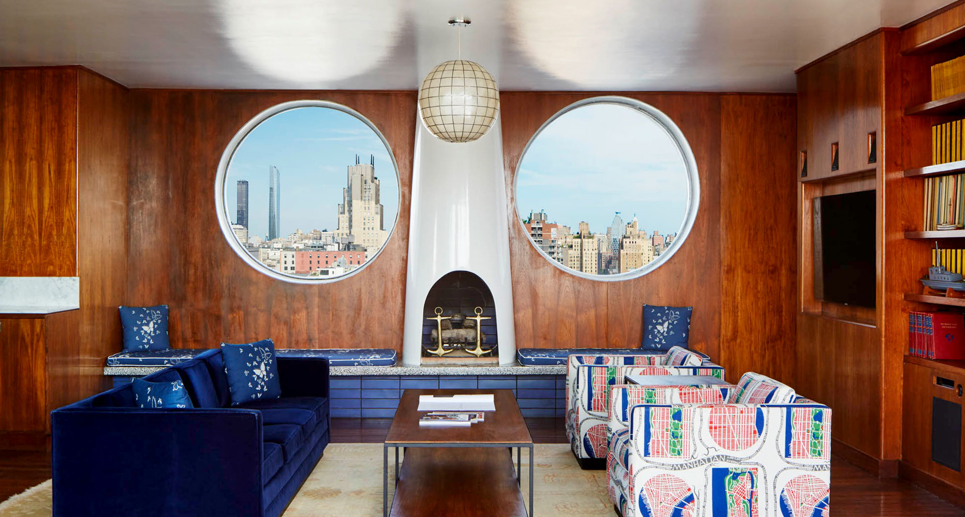 The Maritime Hotel - boutique hotel in New York City