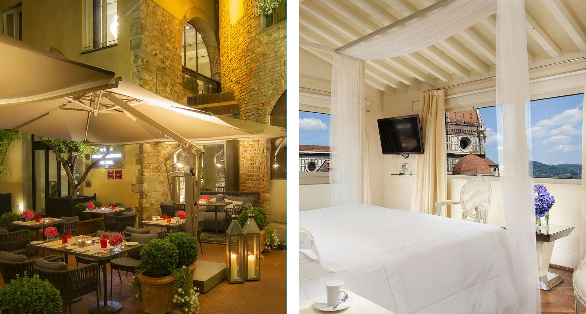 Hotel Brunelleschi - boutique hotel in Florence