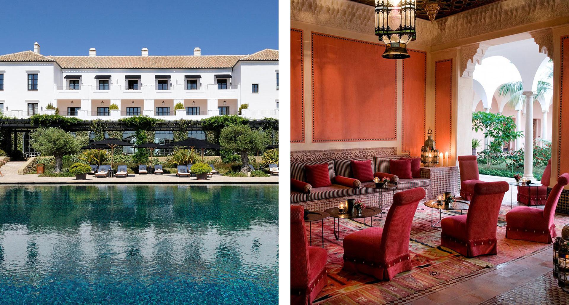 Finca Cortesin - boutique hotel in Marbella