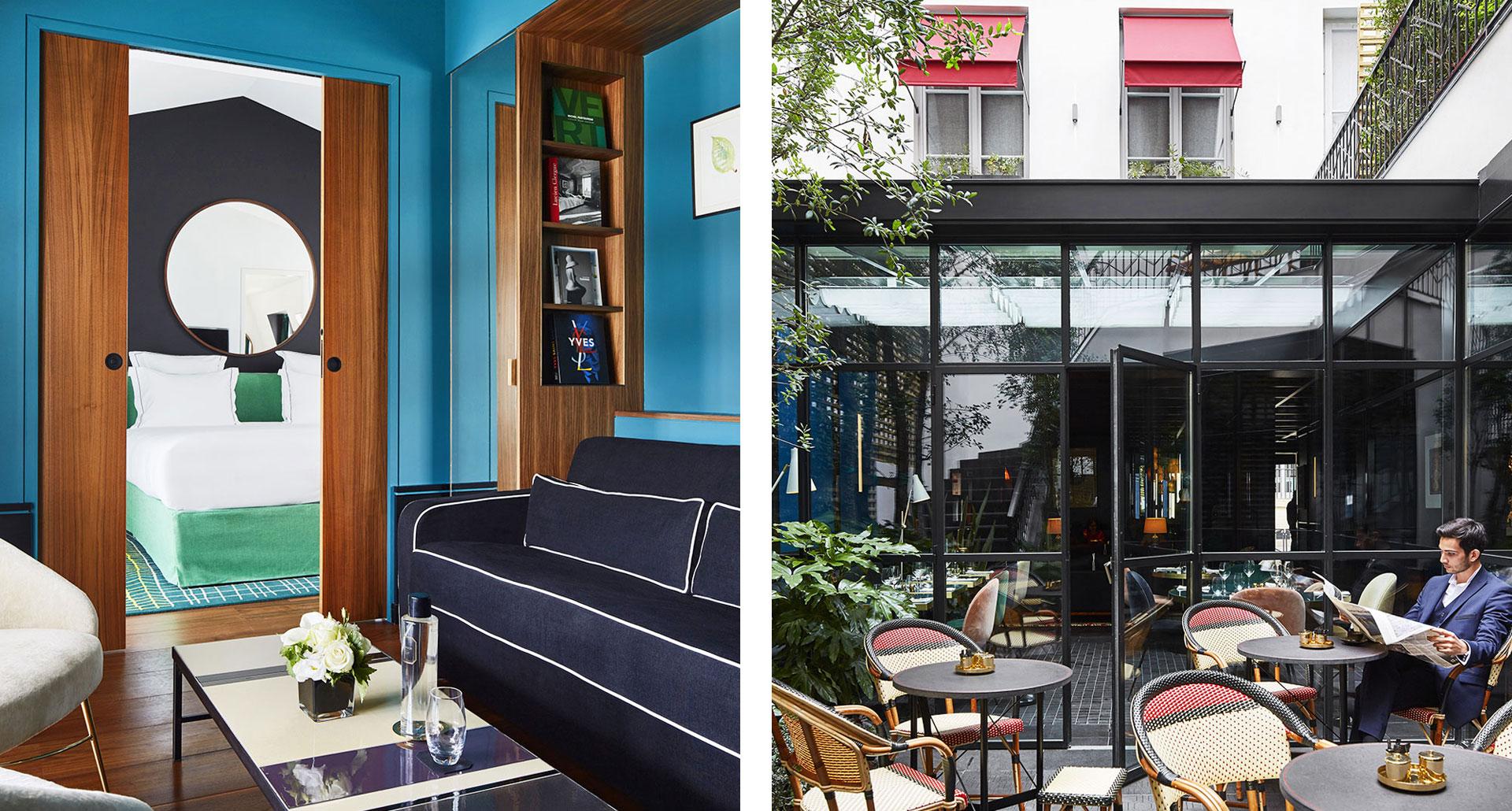 Le Roch Hotel & Spa - boutique hotel in Paris
