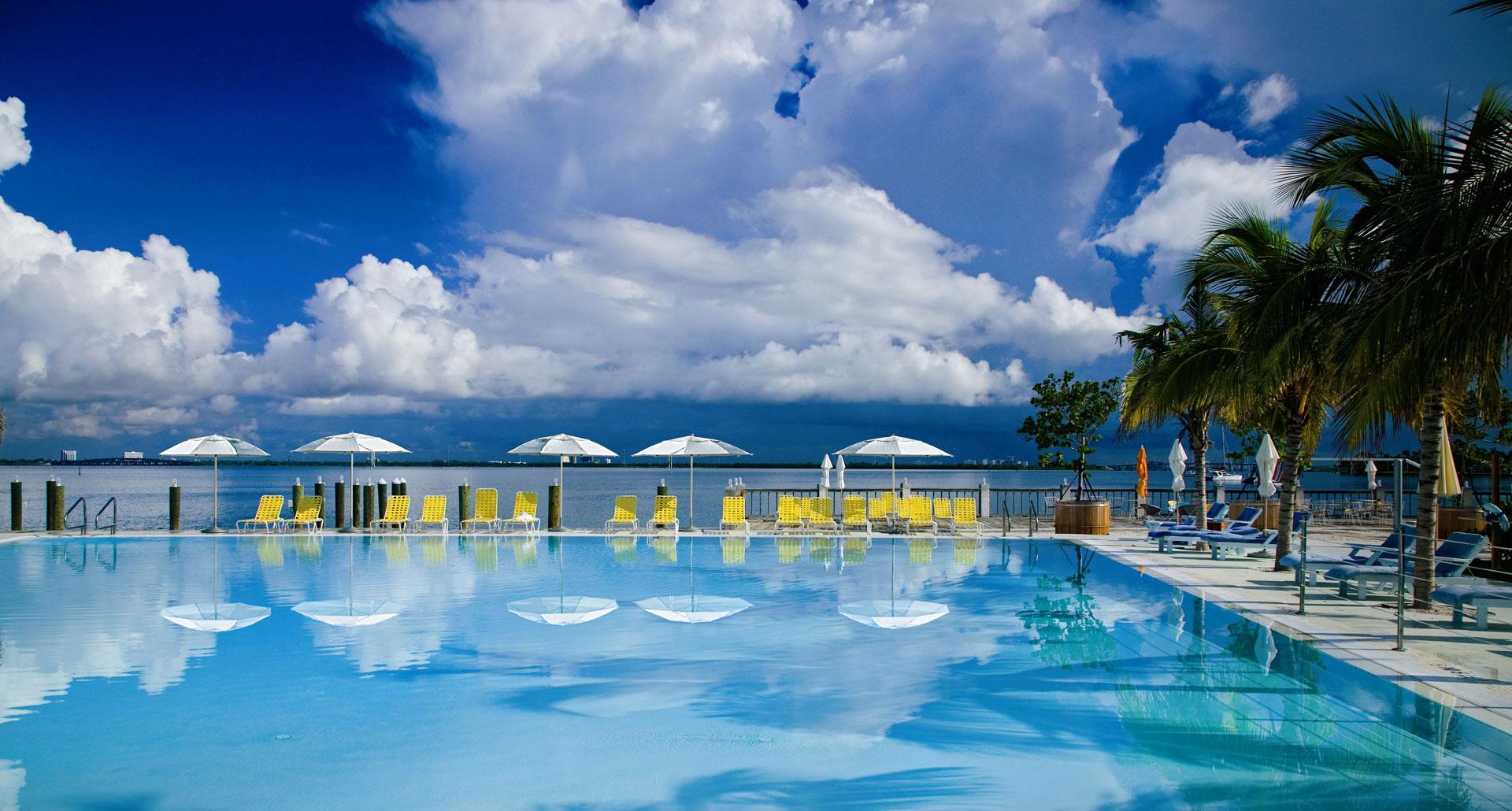 The Standard Spa - boutique hotel in Miami Beach