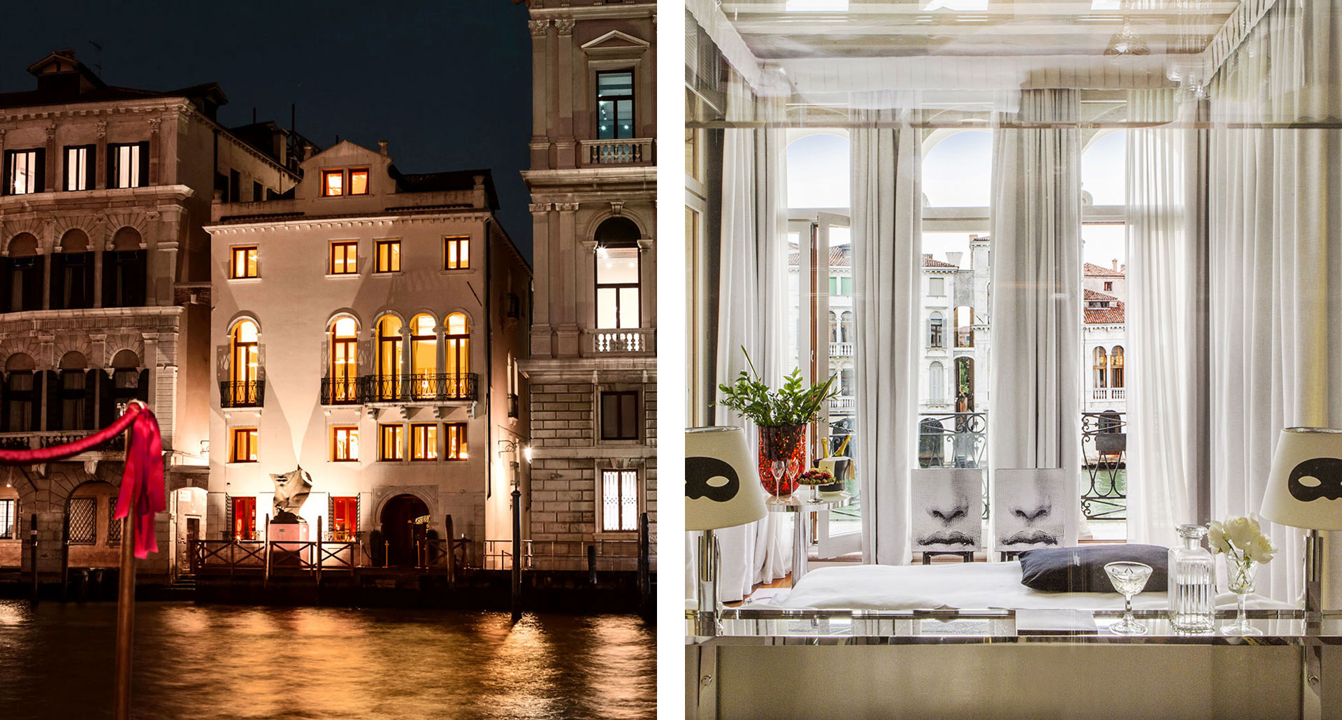 Palazzina Grassi - boutique hotel in Venice