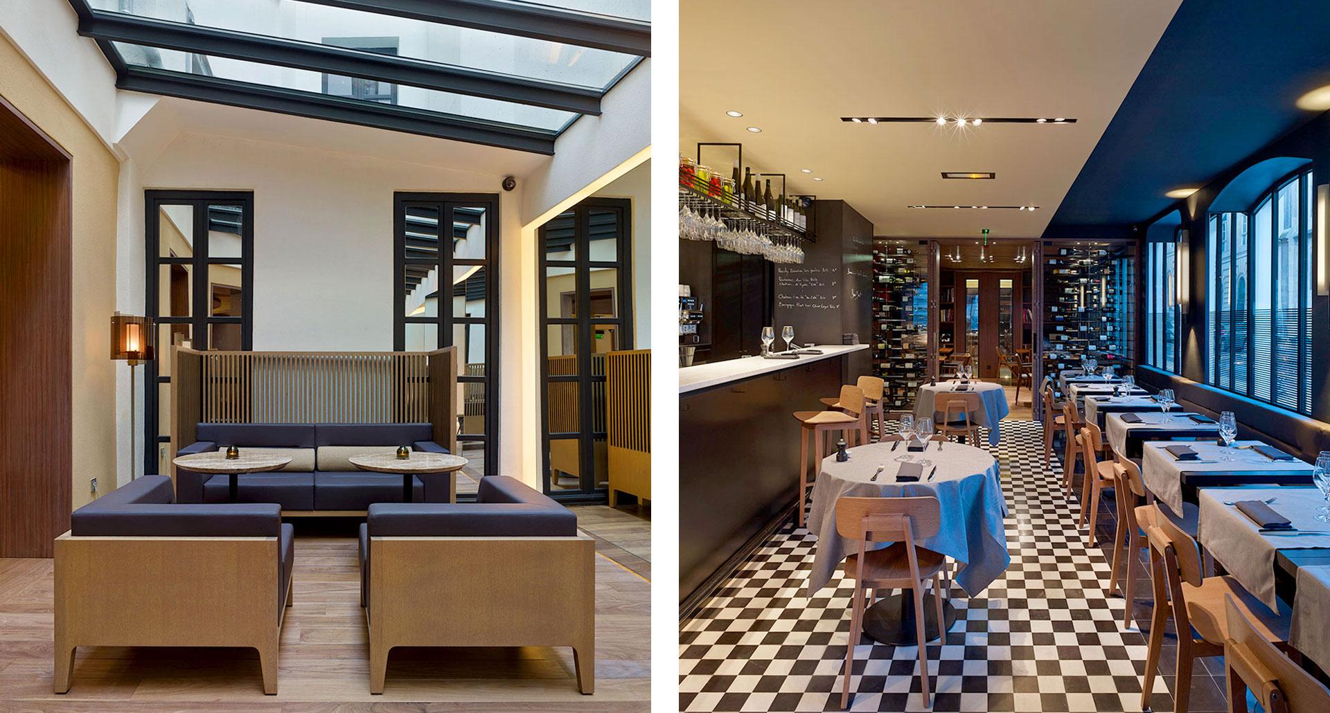 Hôtel de Nell - boutique hotel in Paris