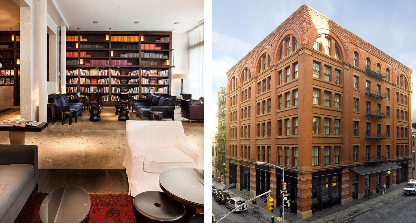 The Mercer - boutique hotel in New York City