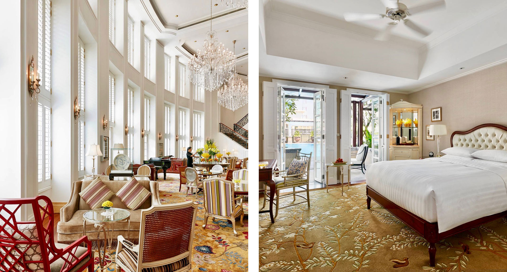 Park Hyatt Saigon - boutique hotel in Ho Chi Minh City