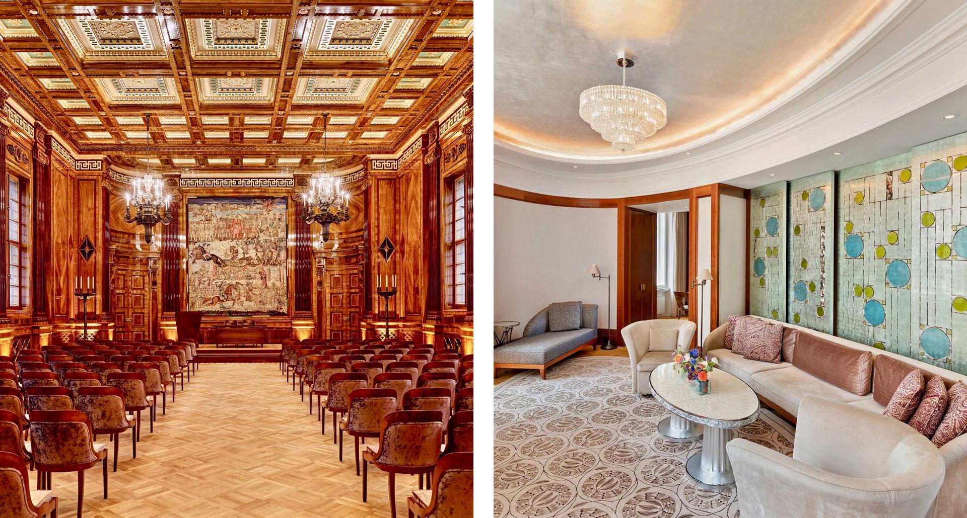 Park Hyatt - boutique hotel in Vienna