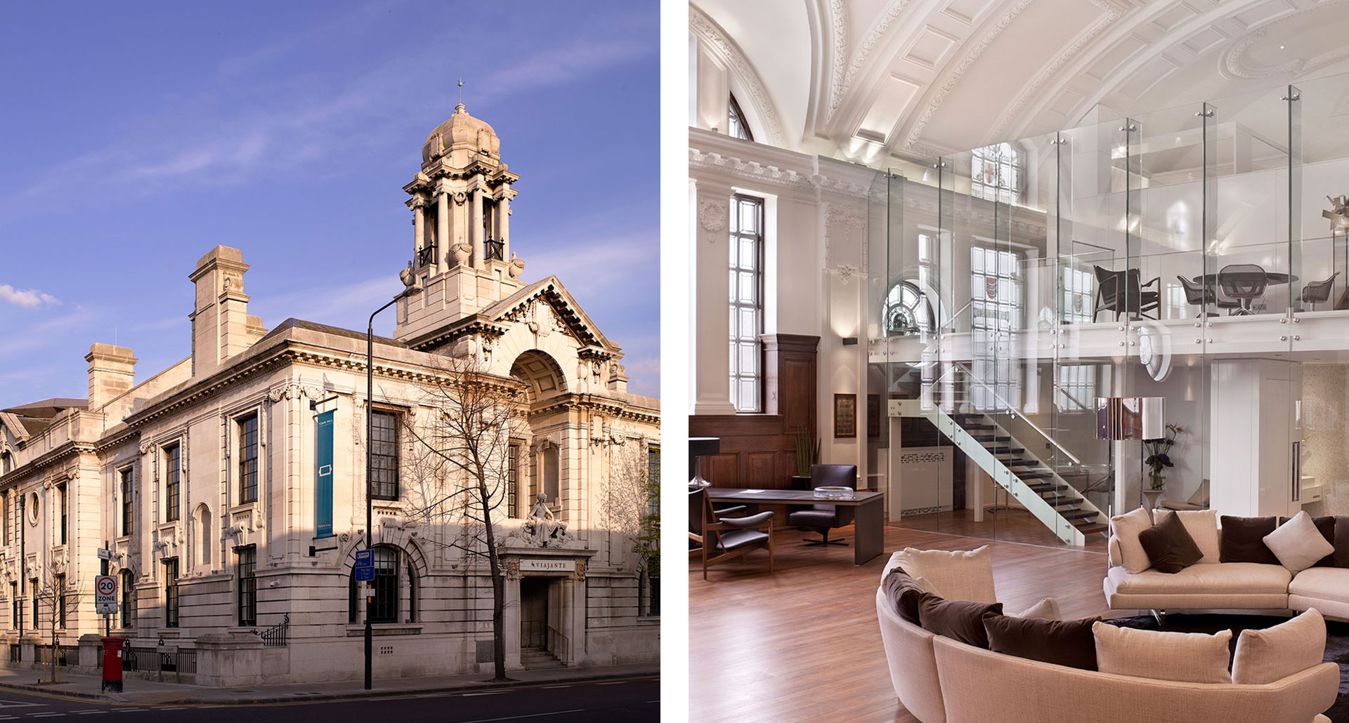 Town Hall - boutique hotel in London