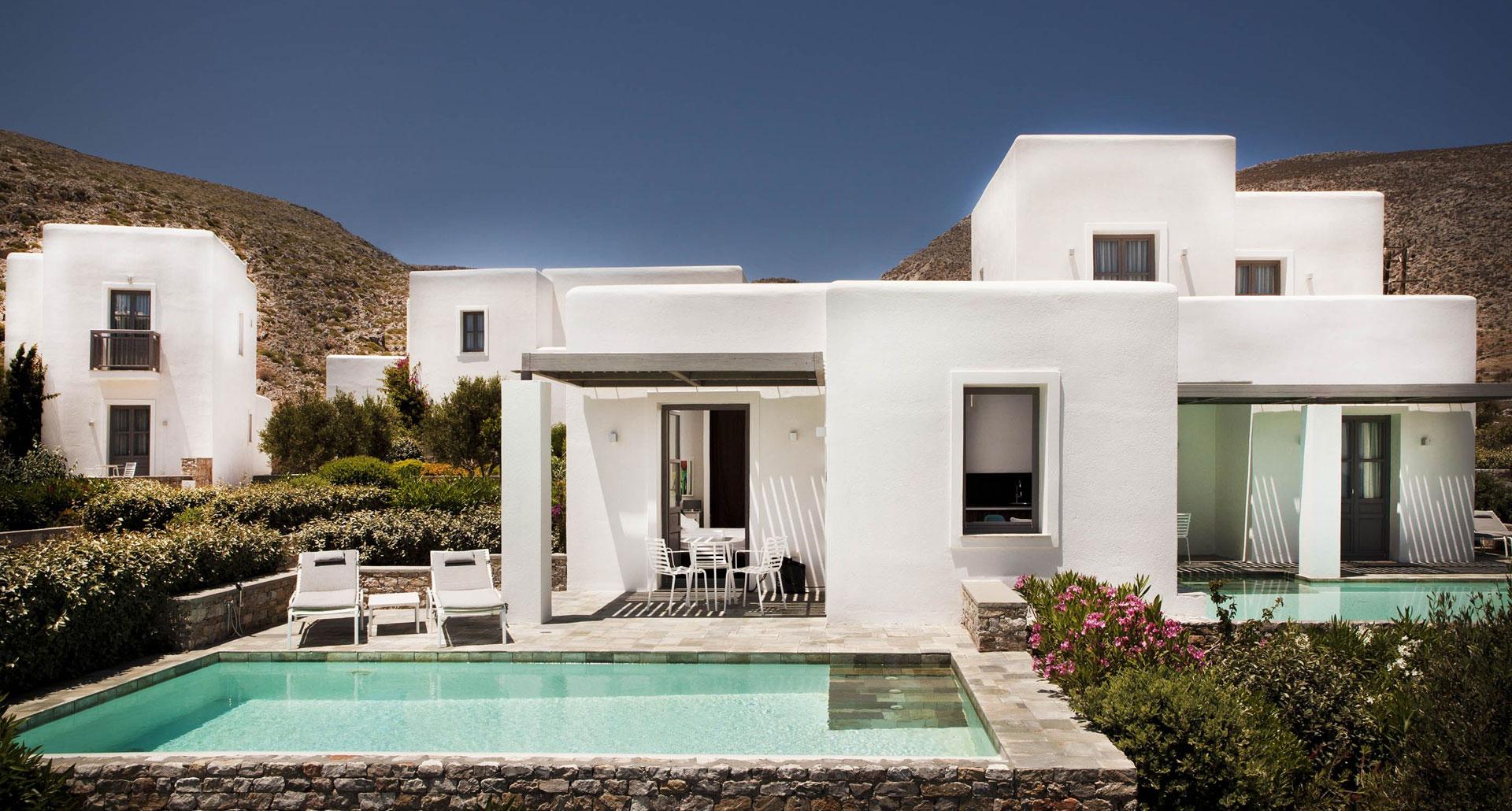 Anemi Hotel - boutique hotel in Folegandros