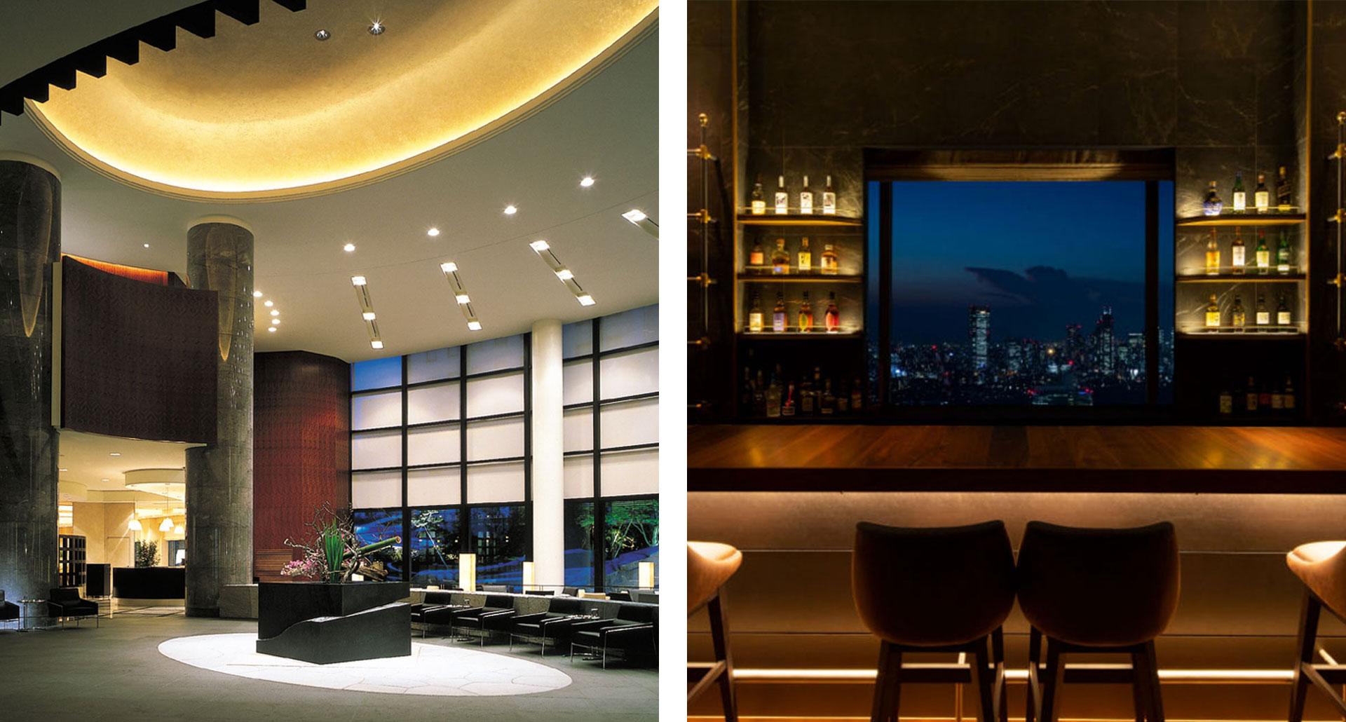 Cerulean Tower Tokyu - boutique hotel in Tokyo