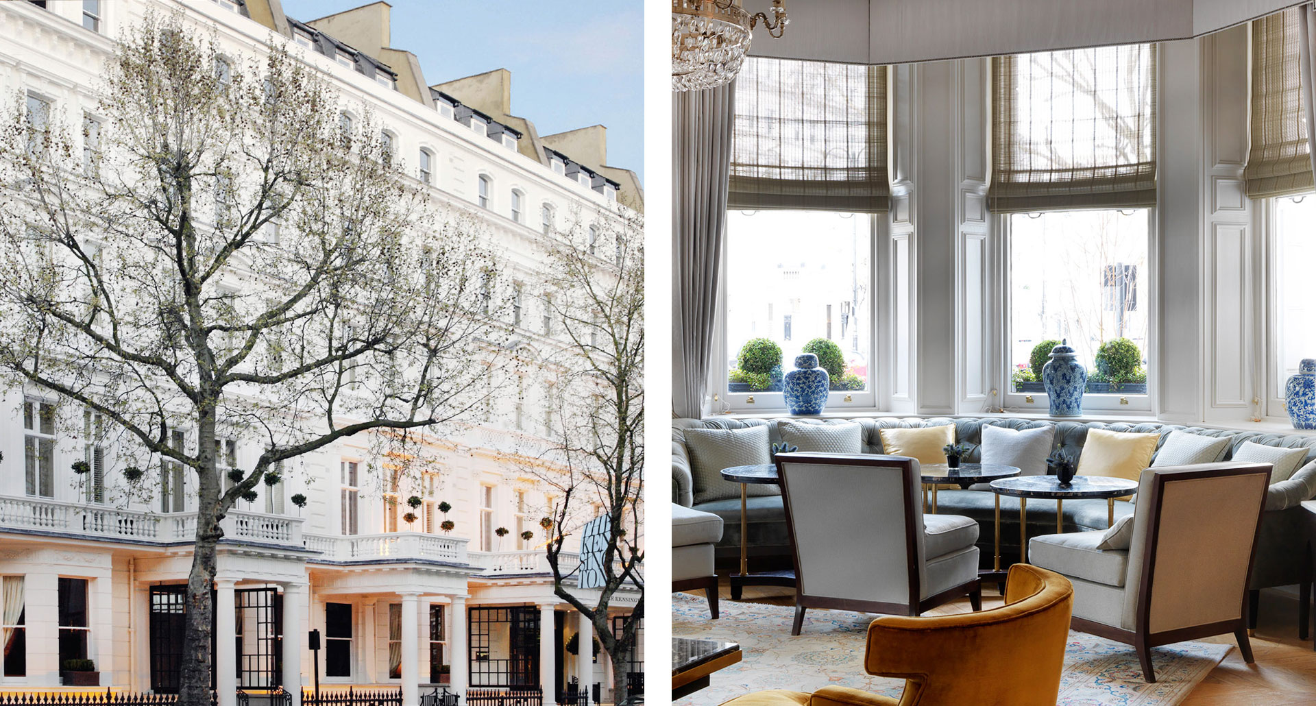 The Kensington - boutique hotel in London