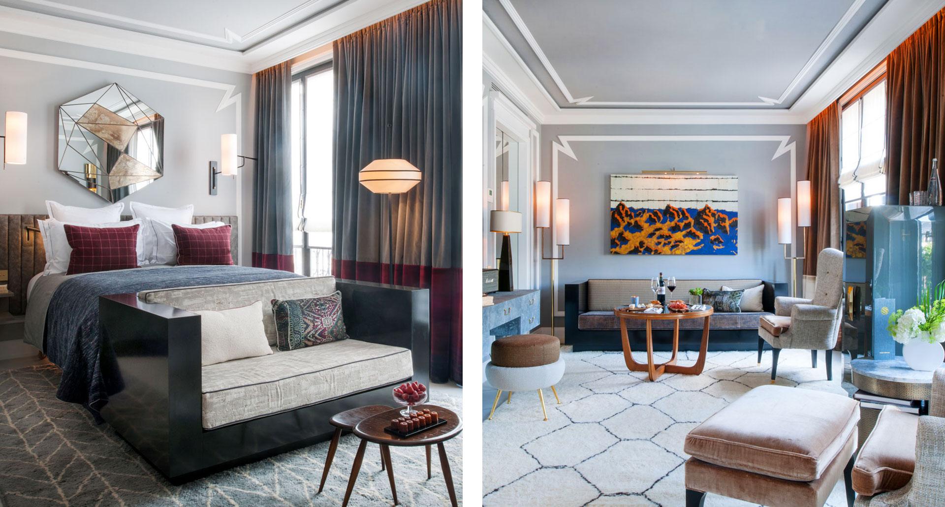 Nolinski Paris - boutique hotel in Paris