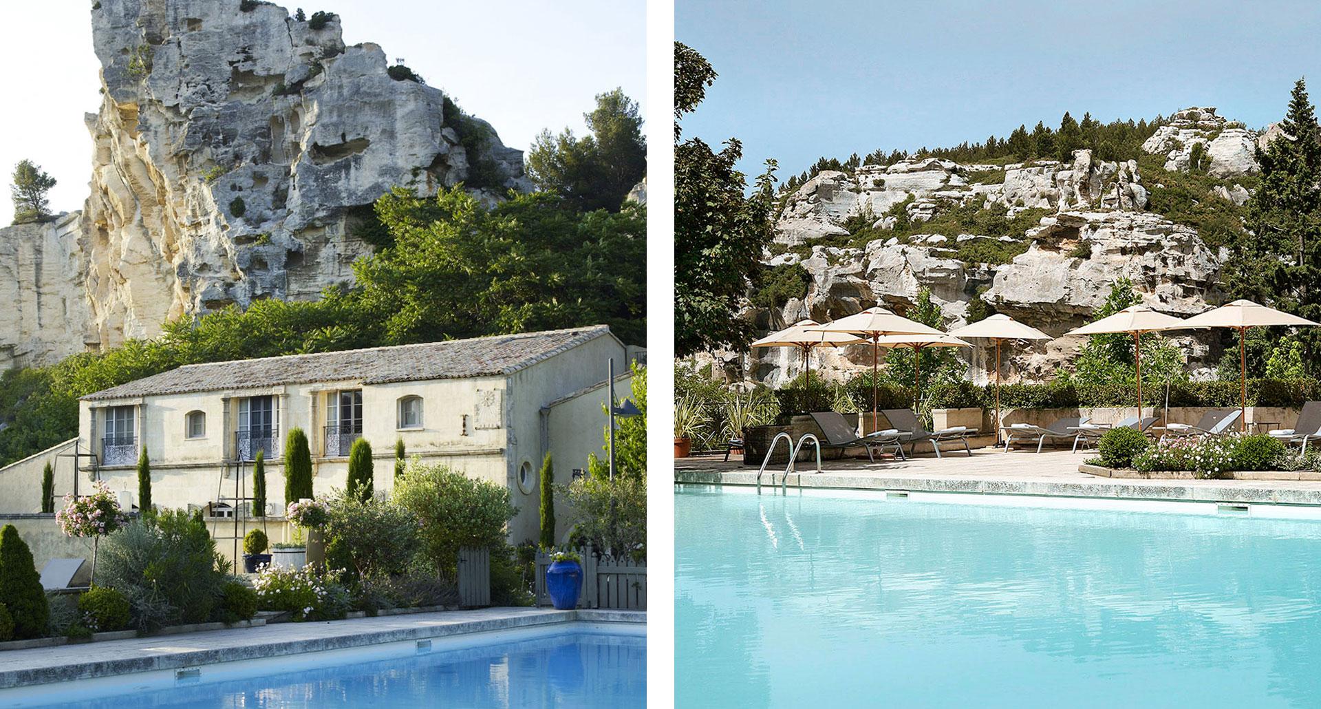Baumaniere Les Baux de Provence - boutique hotel in Les Baux de Provence