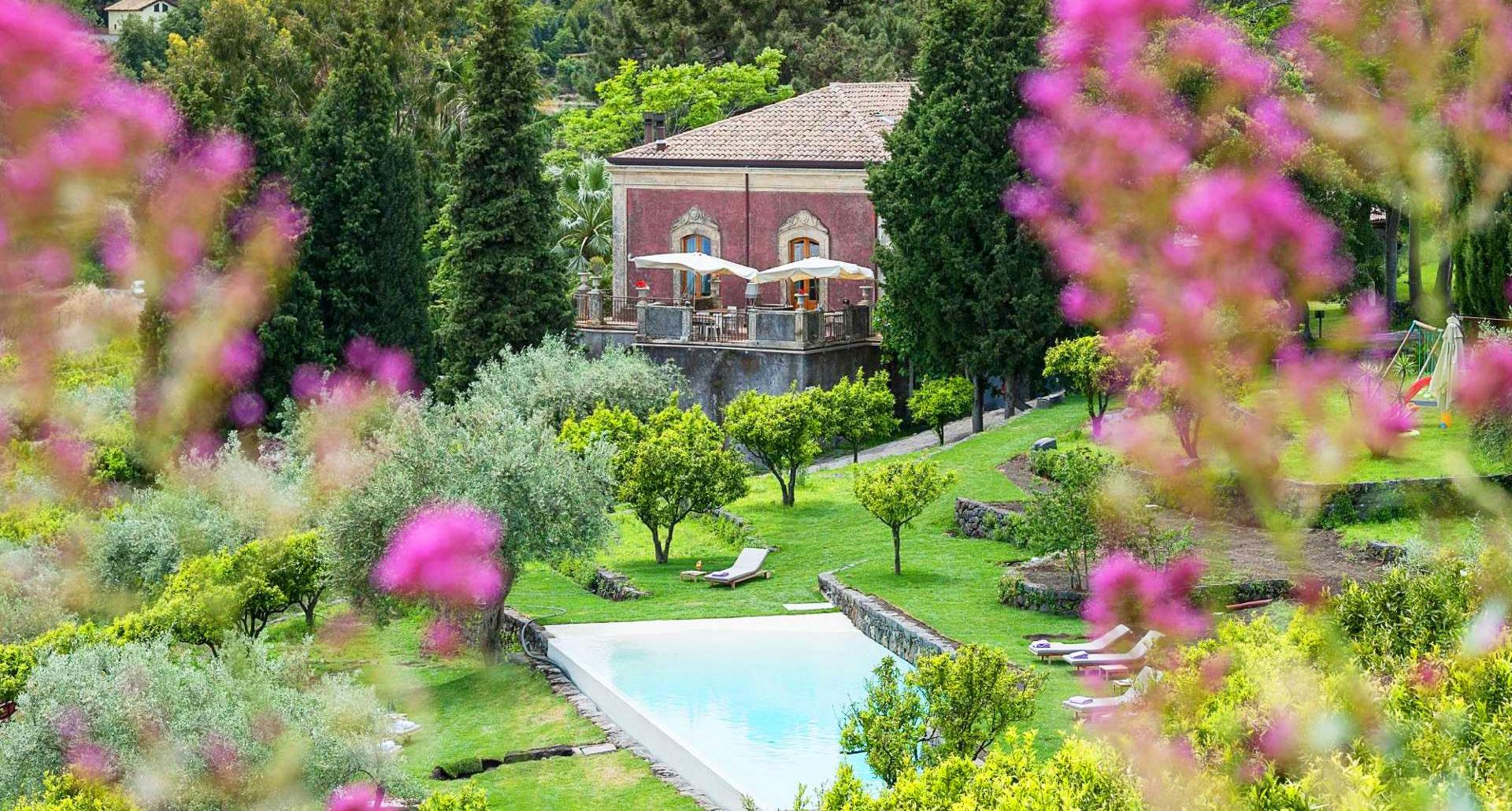 Monaci delle Terre Nere - boutique hotel in Sicilia