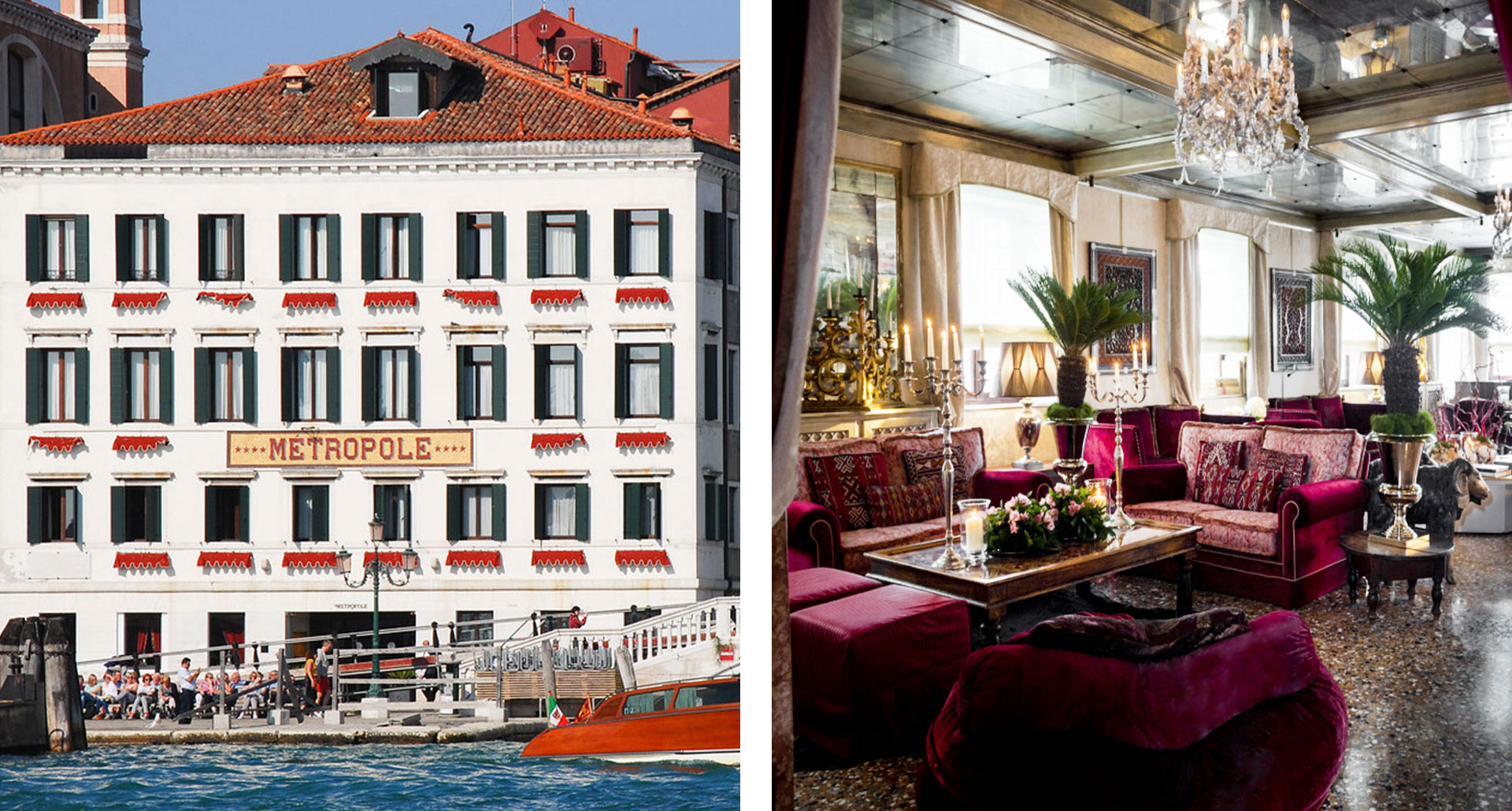 Metropole Hotel Venice - boutique hotel in Venice