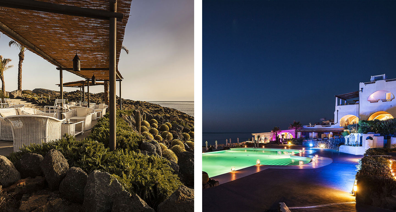 Therasia Resort - boutique hotel in Vulcano