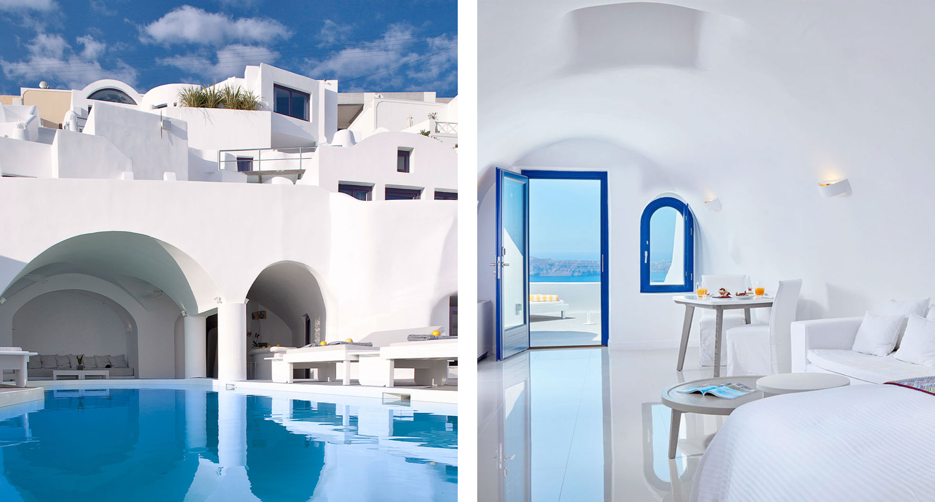 Chromata - boutique hotel in Santorini
