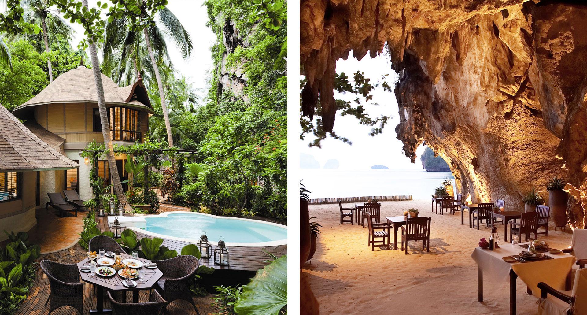 Rayavadee - boutique hotel in Krabi