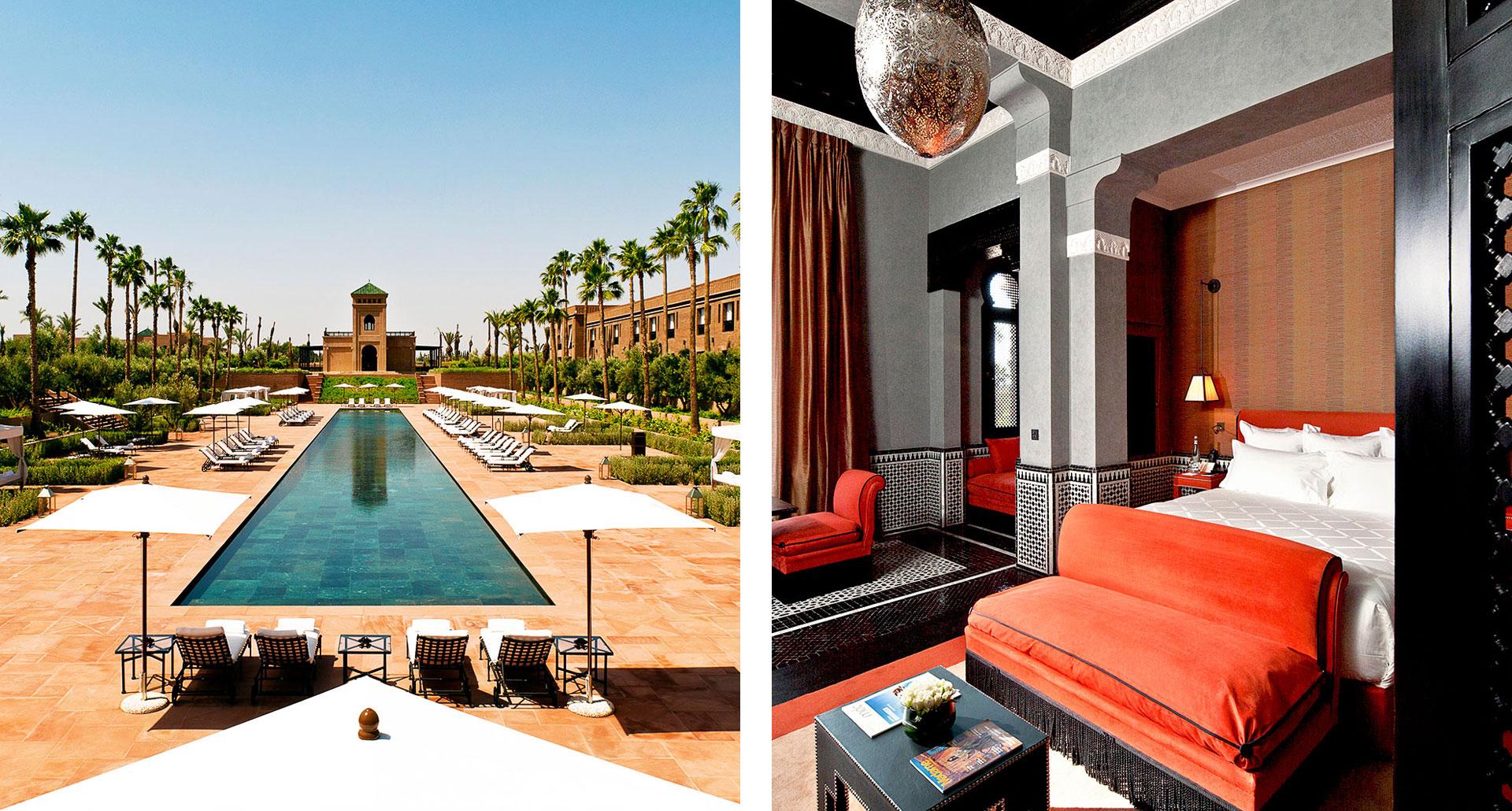 Selman Marrakech - boutique hotel in Marrakech