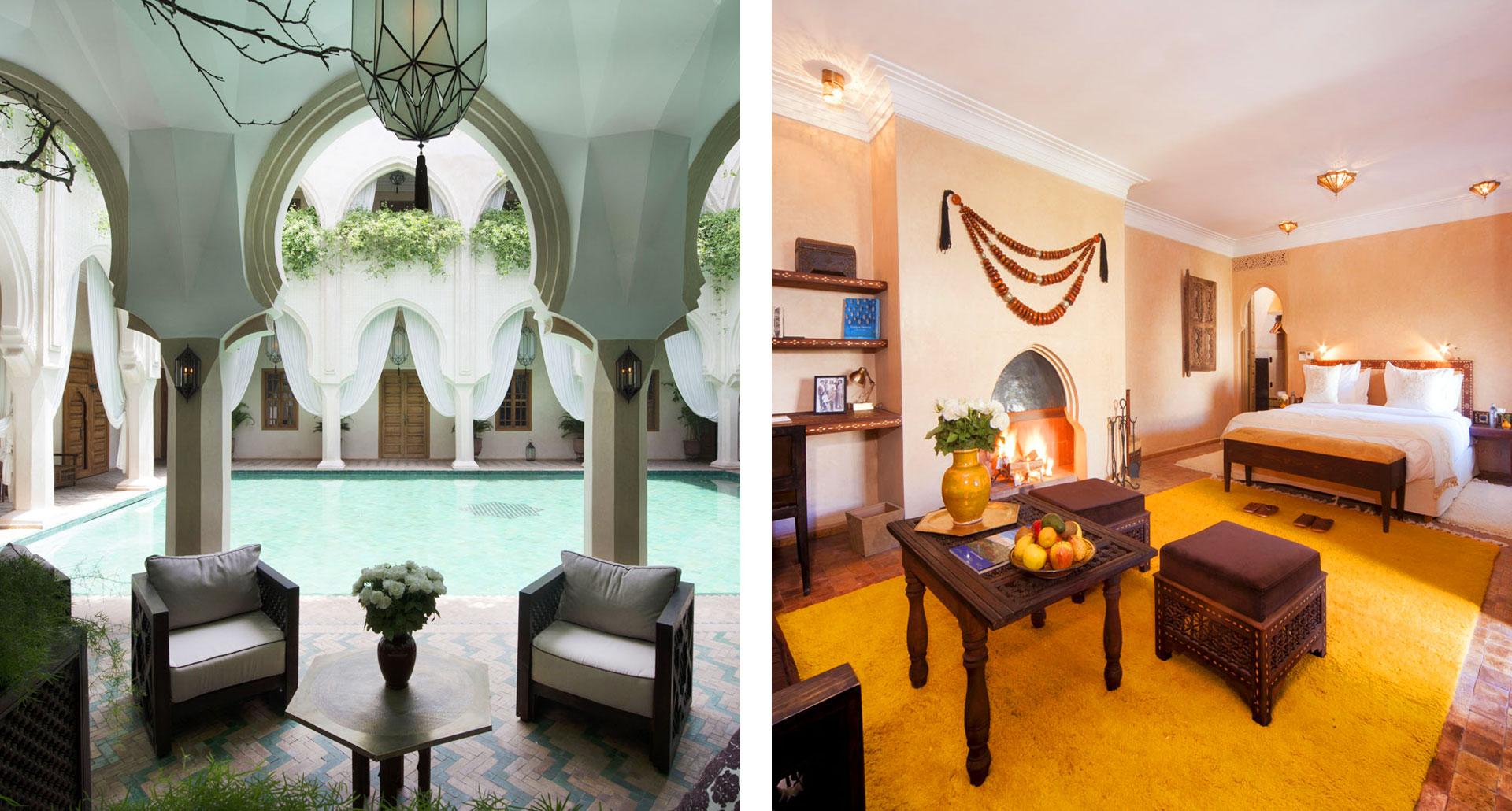 Almaha Marrakech - boutique hotel in Marrakech